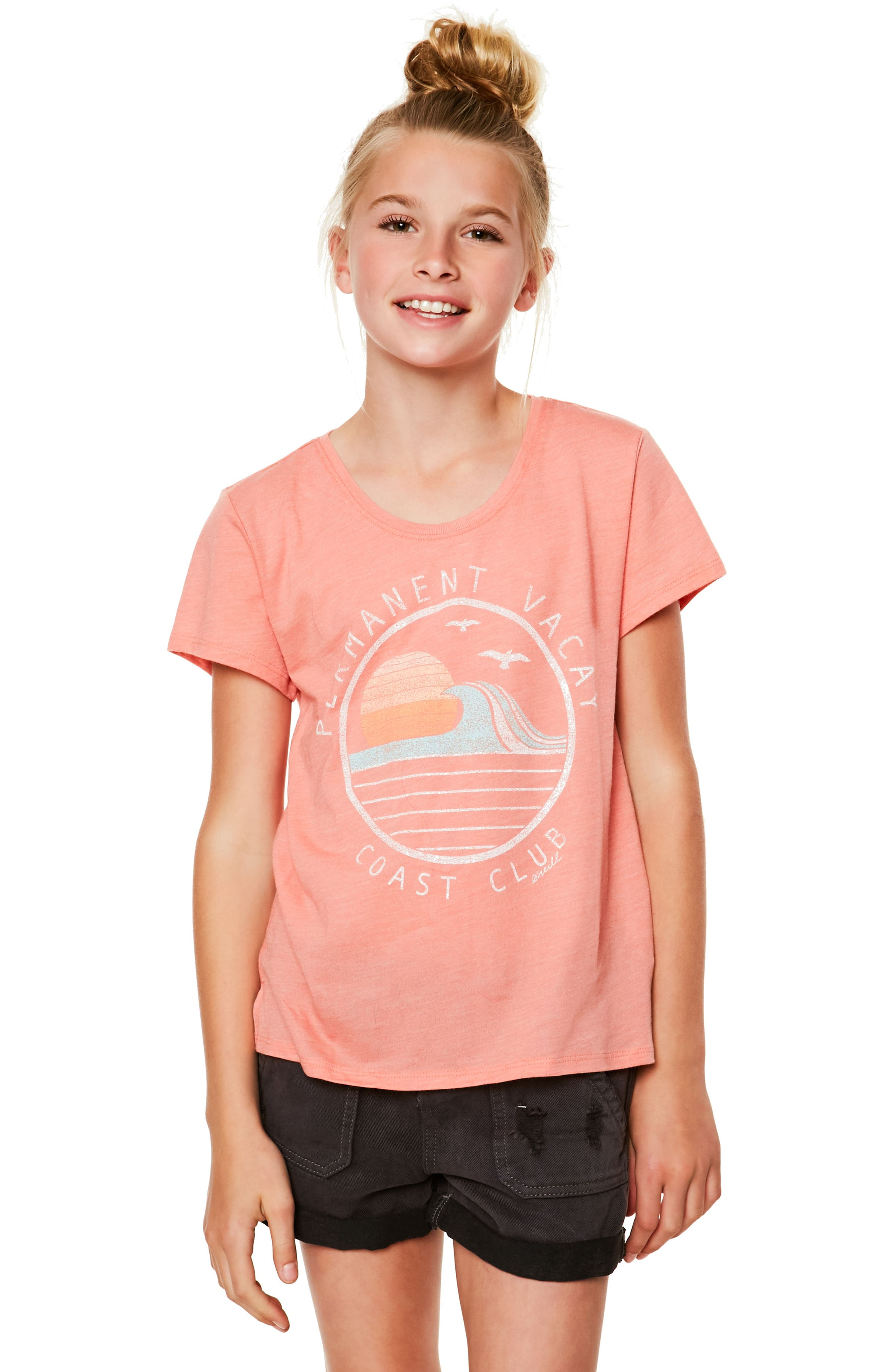 Vacay Club Graphic Tee,                             Alternate thumbnail 2, color,                             900