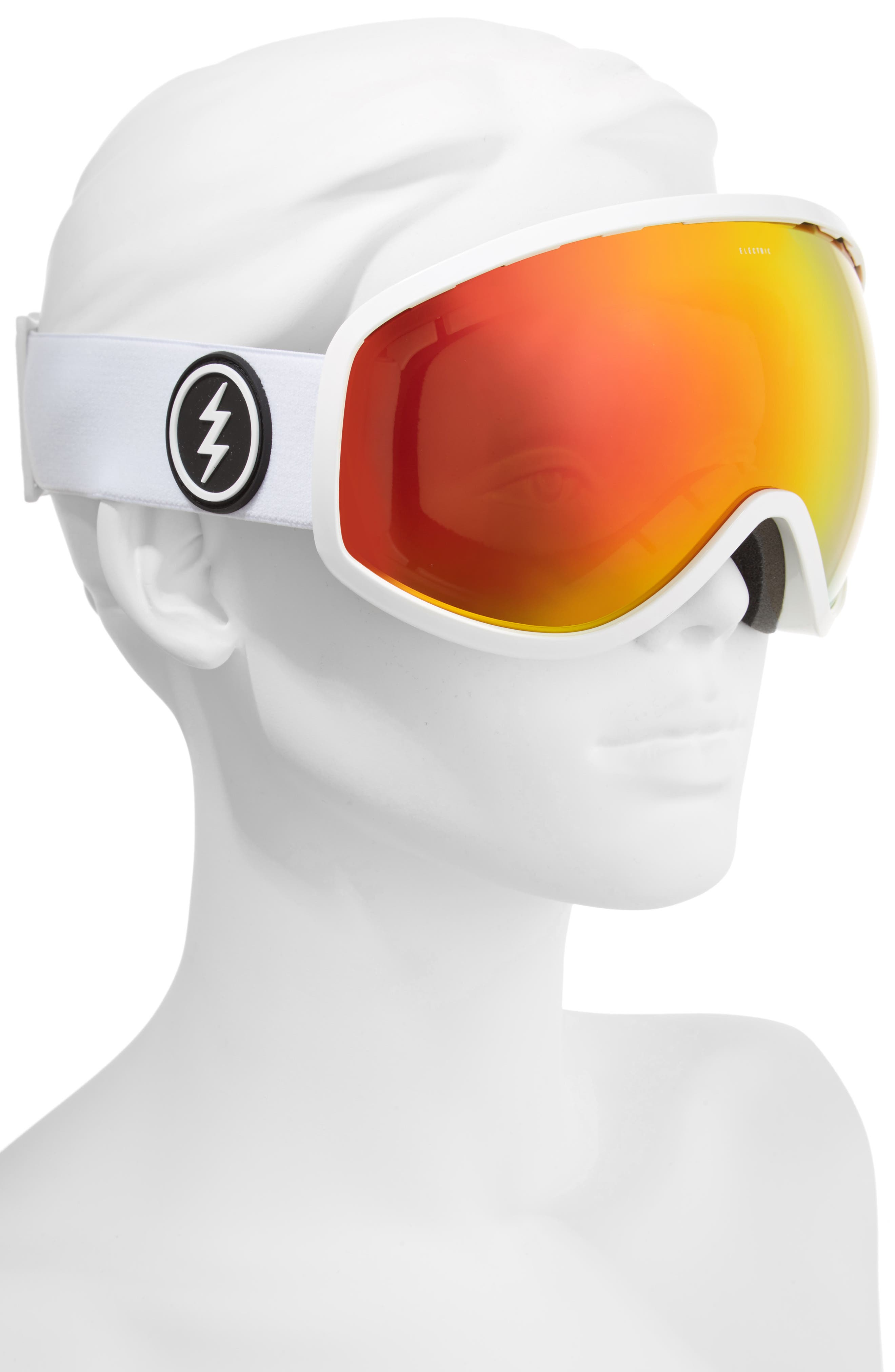 Masher Snow Goggles,                             Alternate thumbnail 8, color,