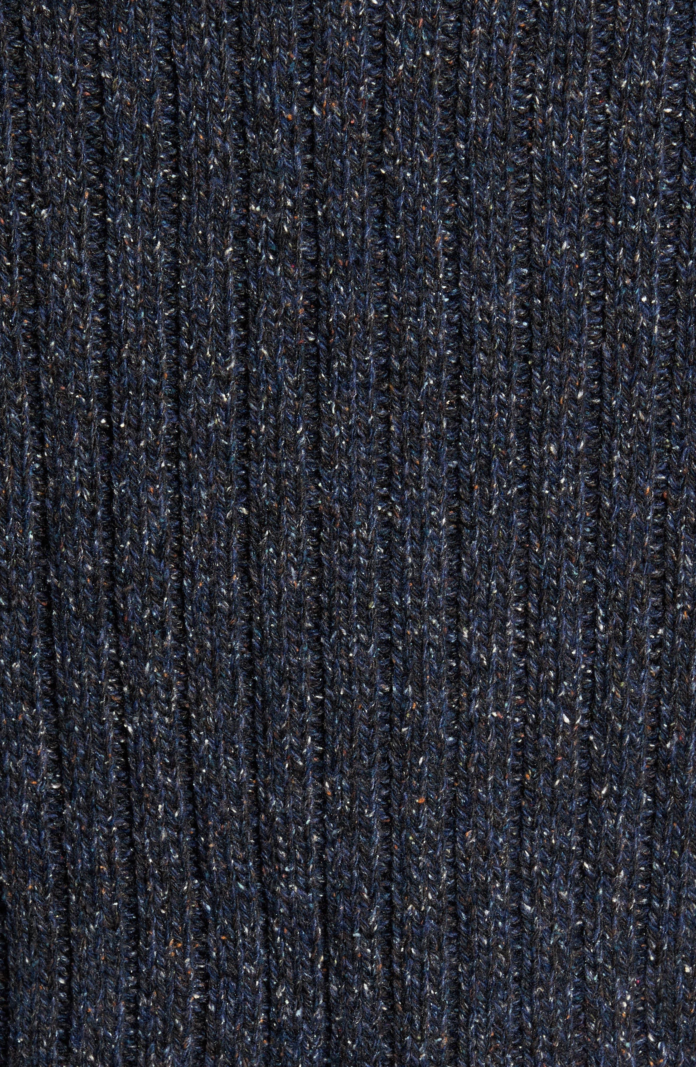 Hamada Quarter Zip Sweater,                             Alternate thumbnail 5, color,                             401