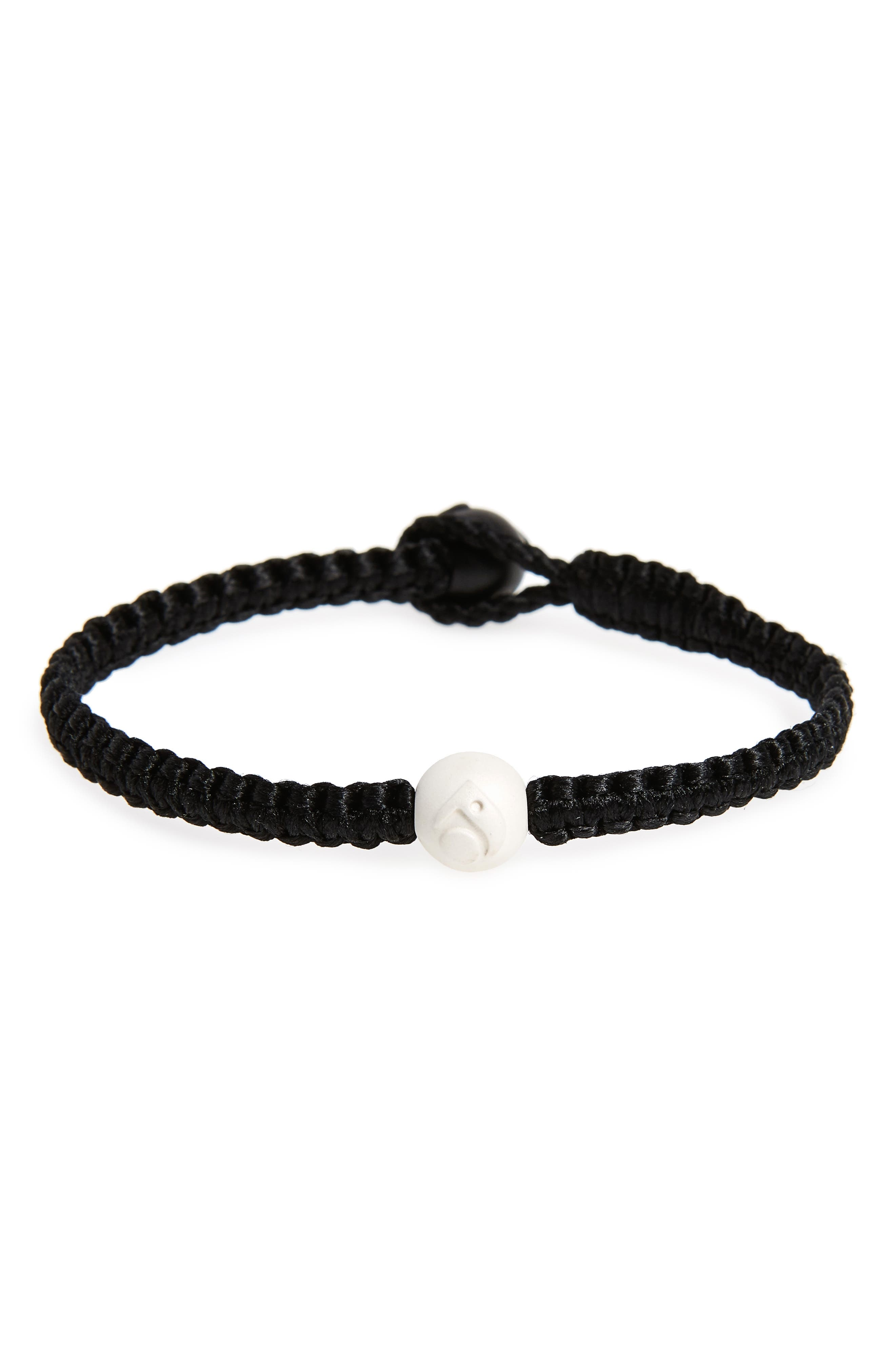 Single Wrap Bracelet,                             Main thumbnail 1, color,                             001