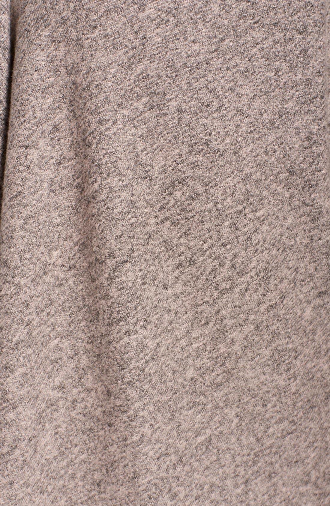 One-Button Fleece Cardigan,                             Alternate thumbnail 191, color,