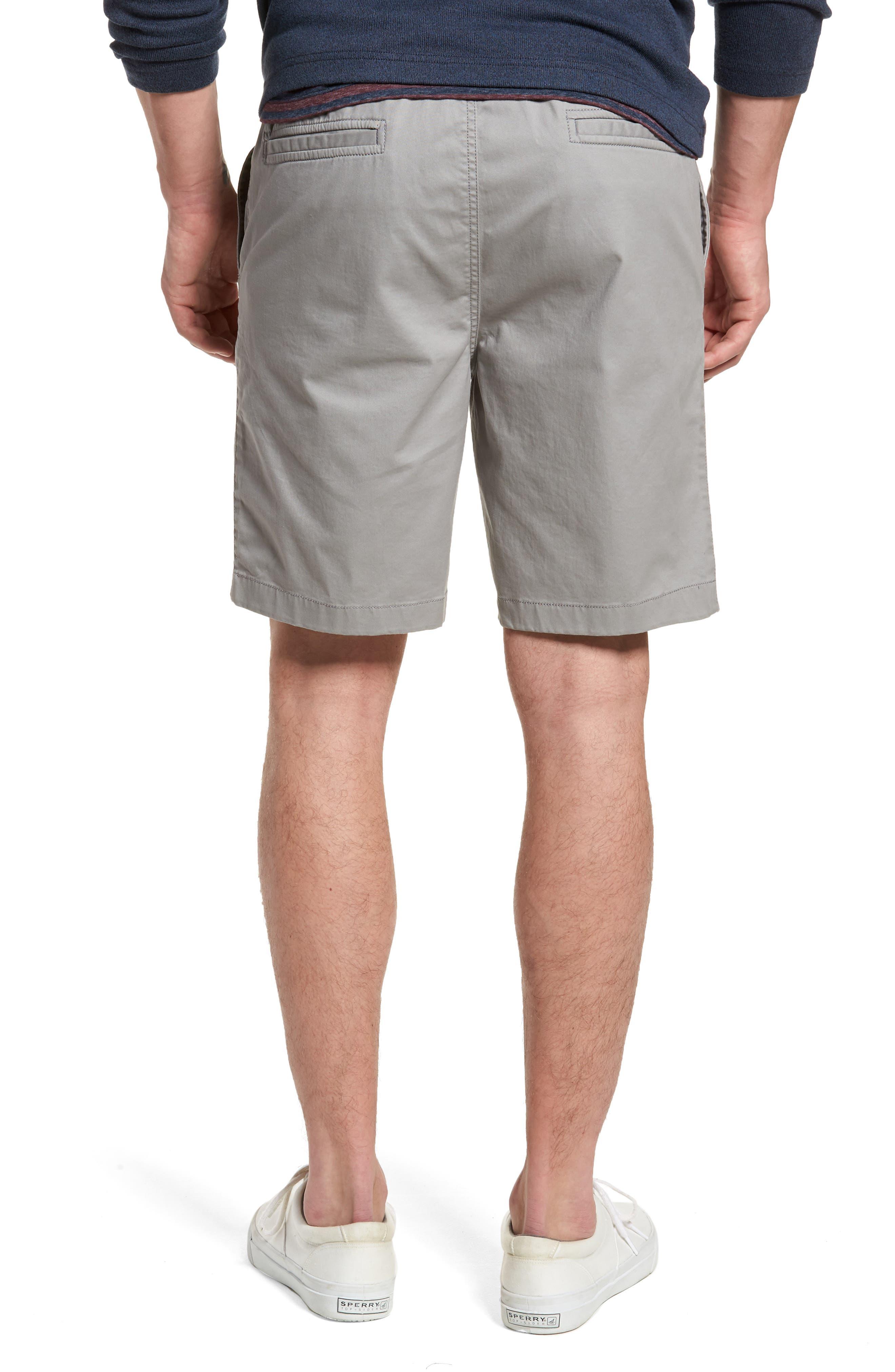 Ballard Slim Fit Shorts,                             Alternate thumbnail 2, color,                             030