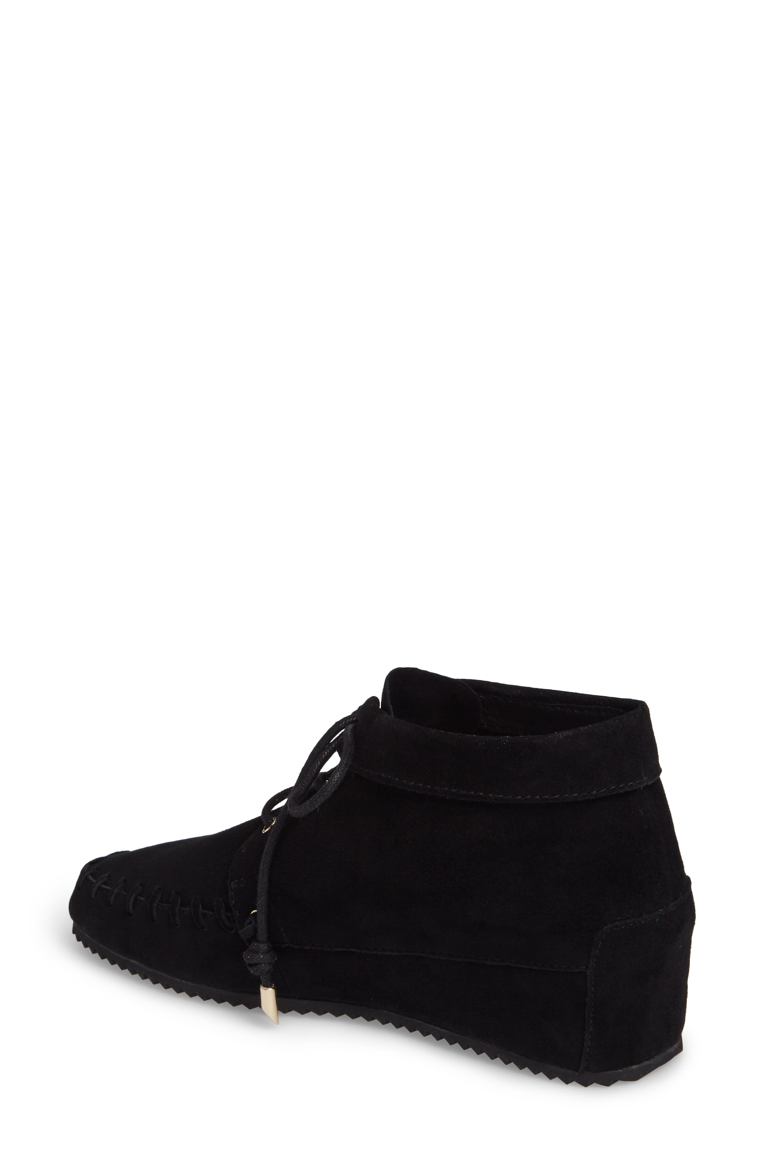 Jenna Wedge Bootie,                             Alternate thumbnail 2, color,                             001