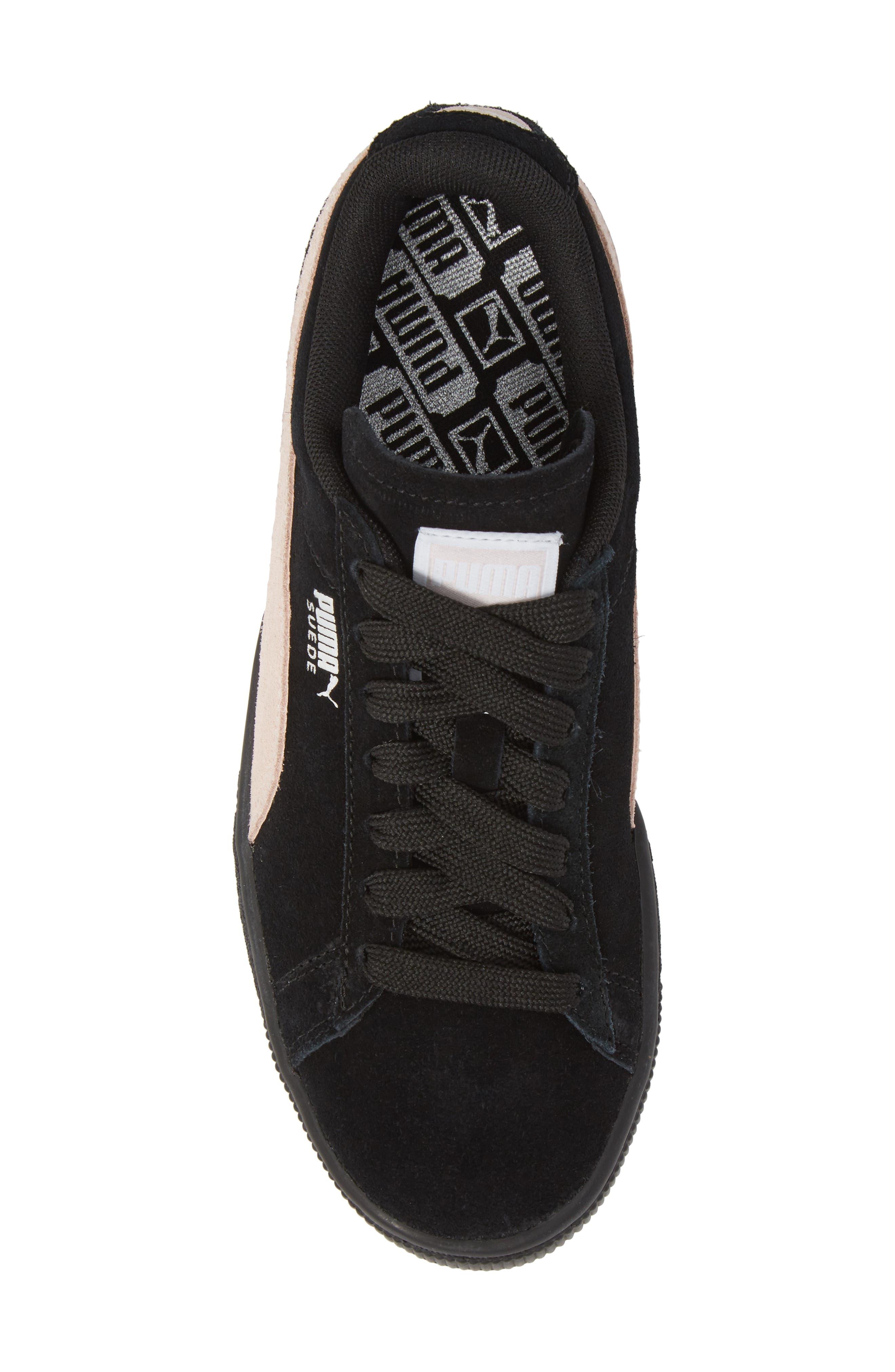 Suede Sneaker,                             Alternate thumbnail 113, color,