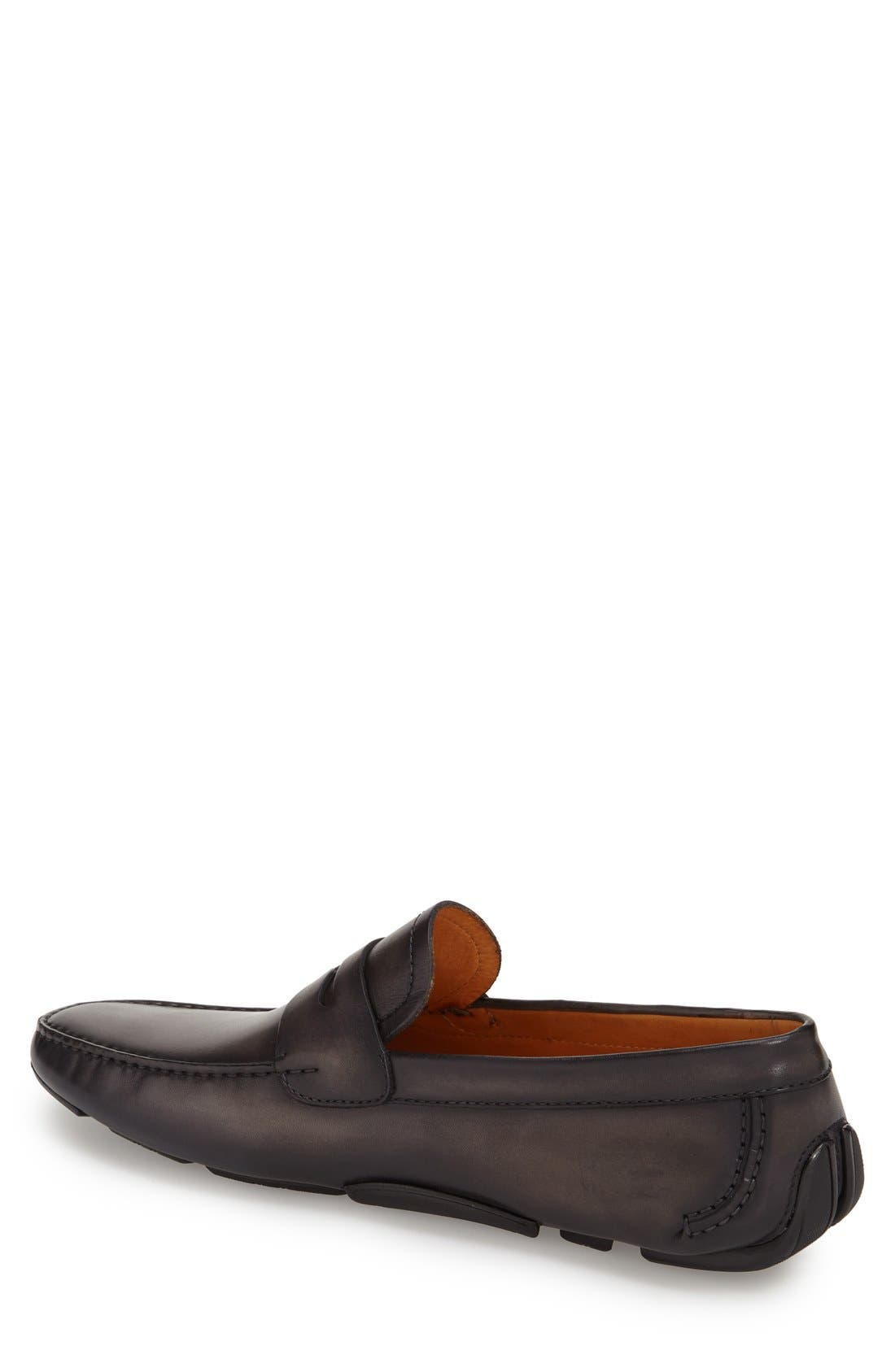 'Dylan' Leather Driving Shoe,                             Alternate thumbnail 15, color,