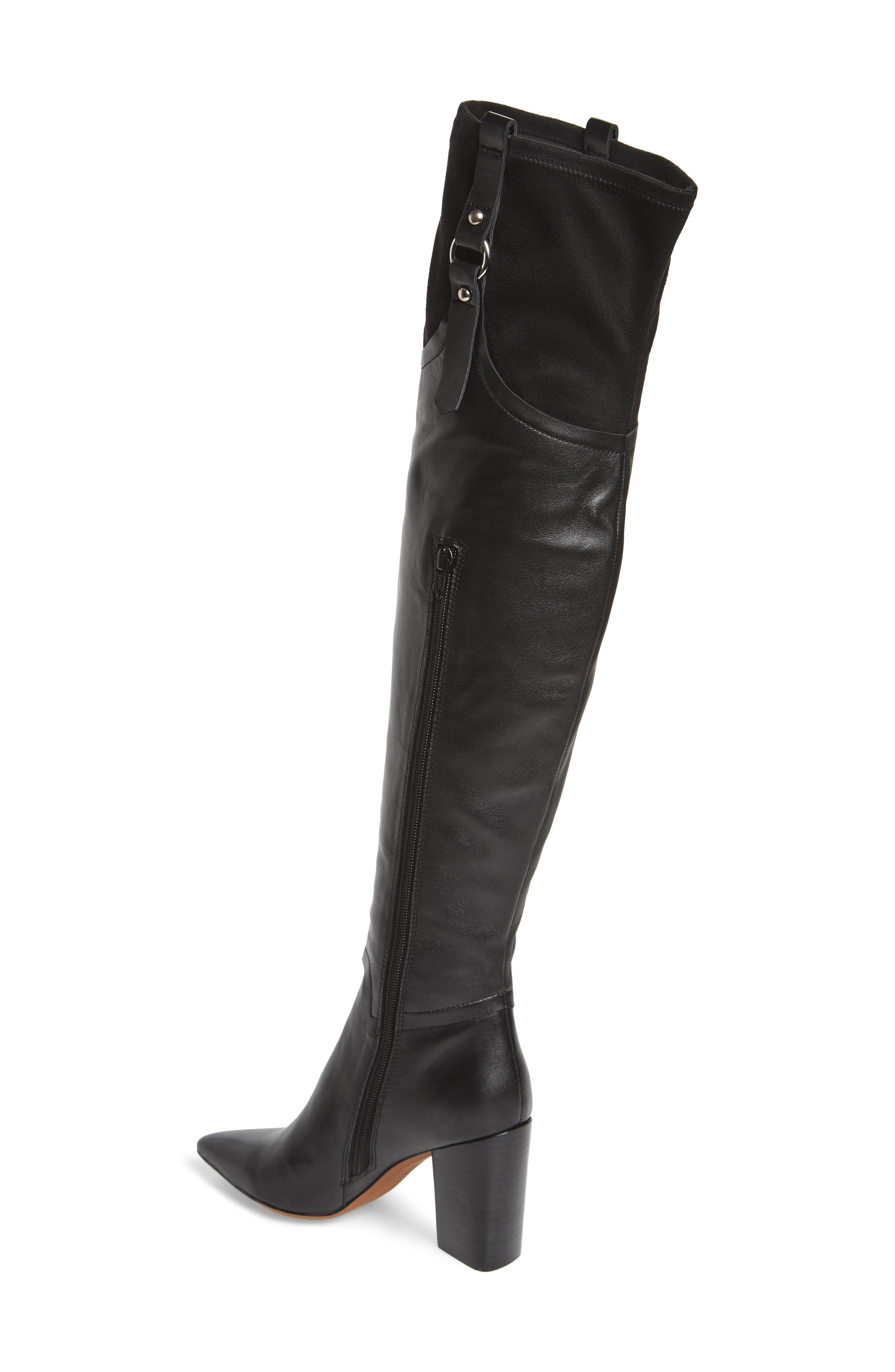 Baily Over the Knee Boot,                             Alternate thumbnail 2, color,                             005