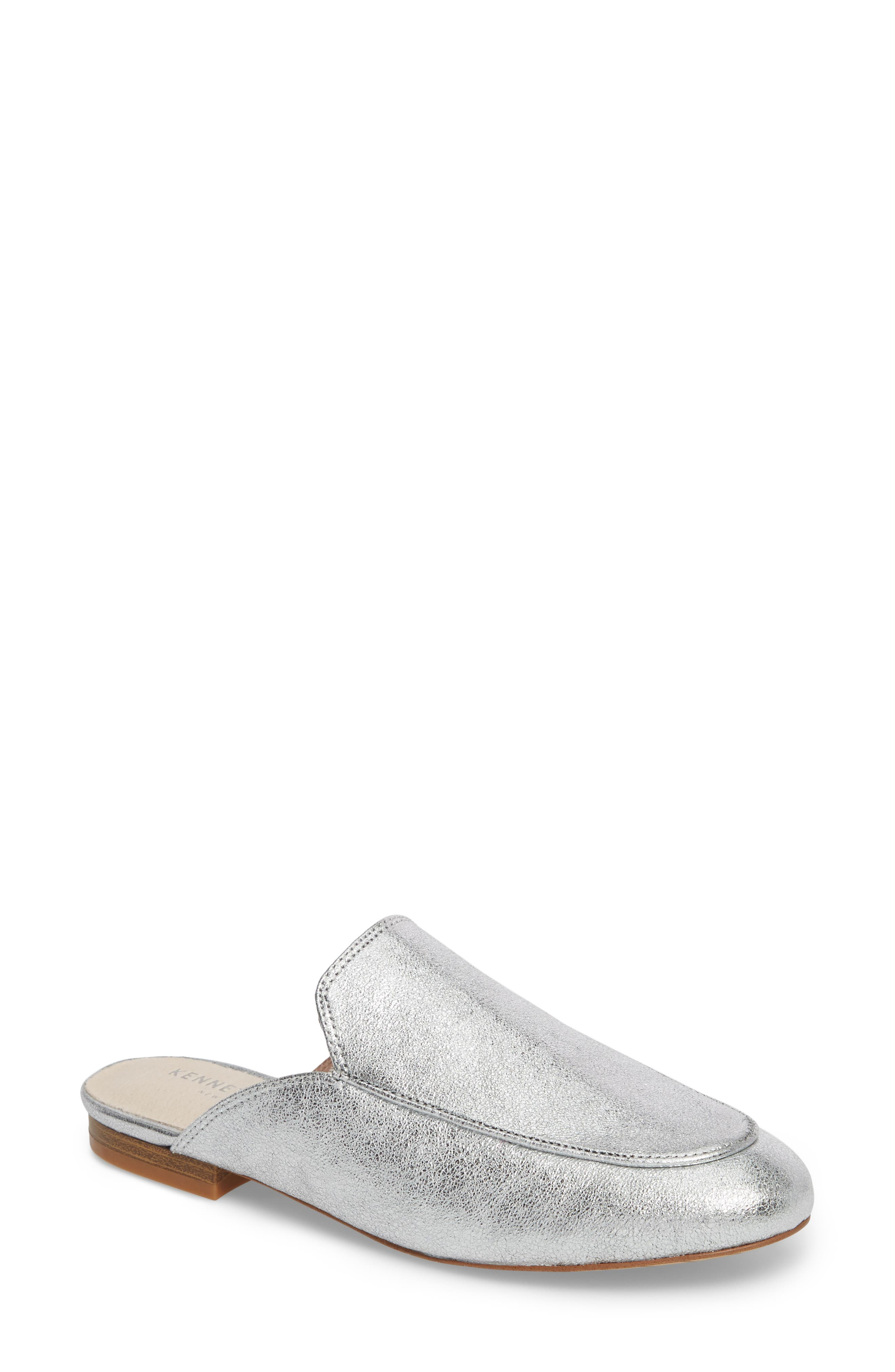 KENNETH COLE NEW YORK Wallice Appliqué Mule, Main, color, 040