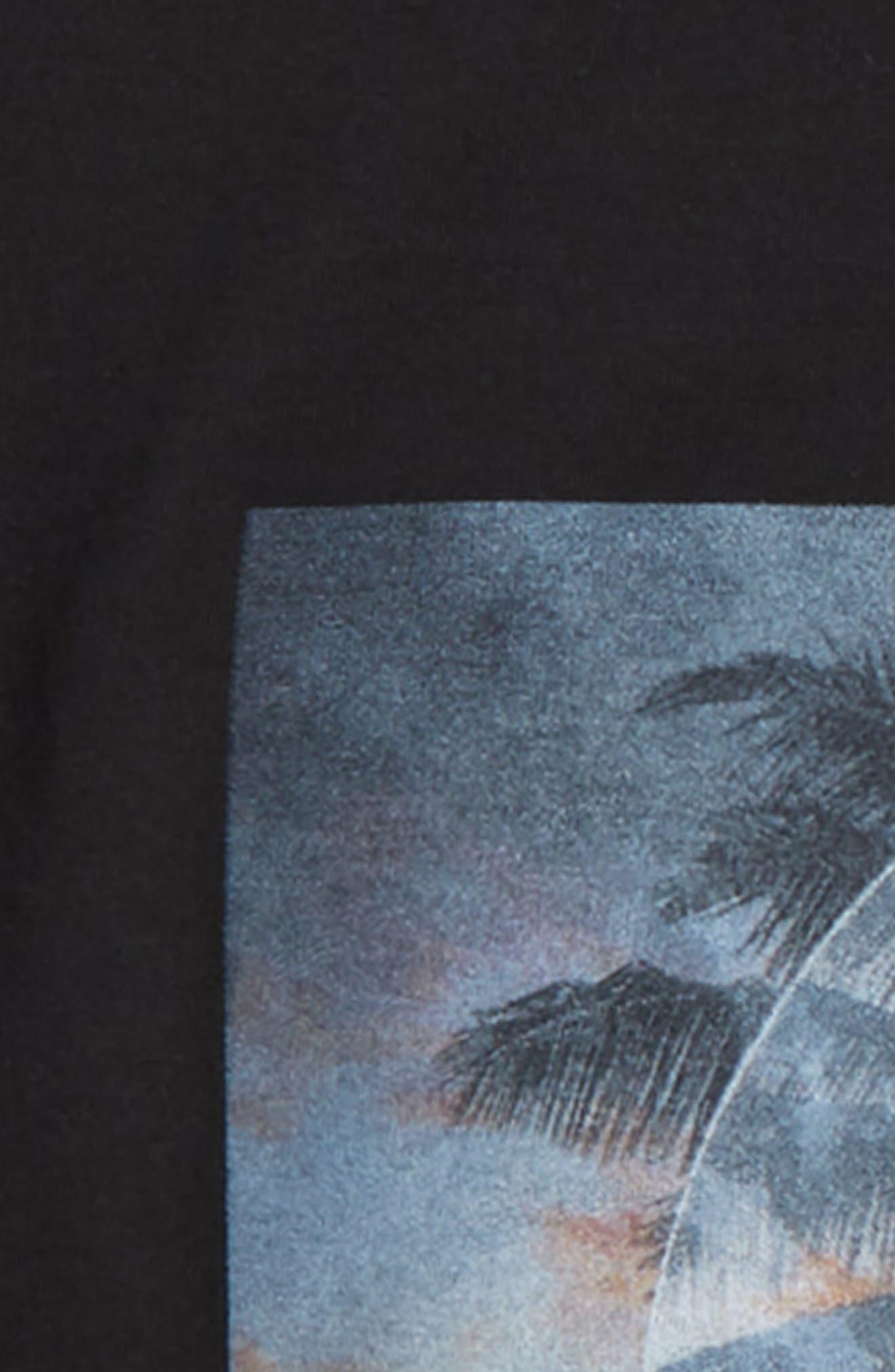 Riser Graphic T-Shirt,                             Alternate thumbnail 2, color,                             001