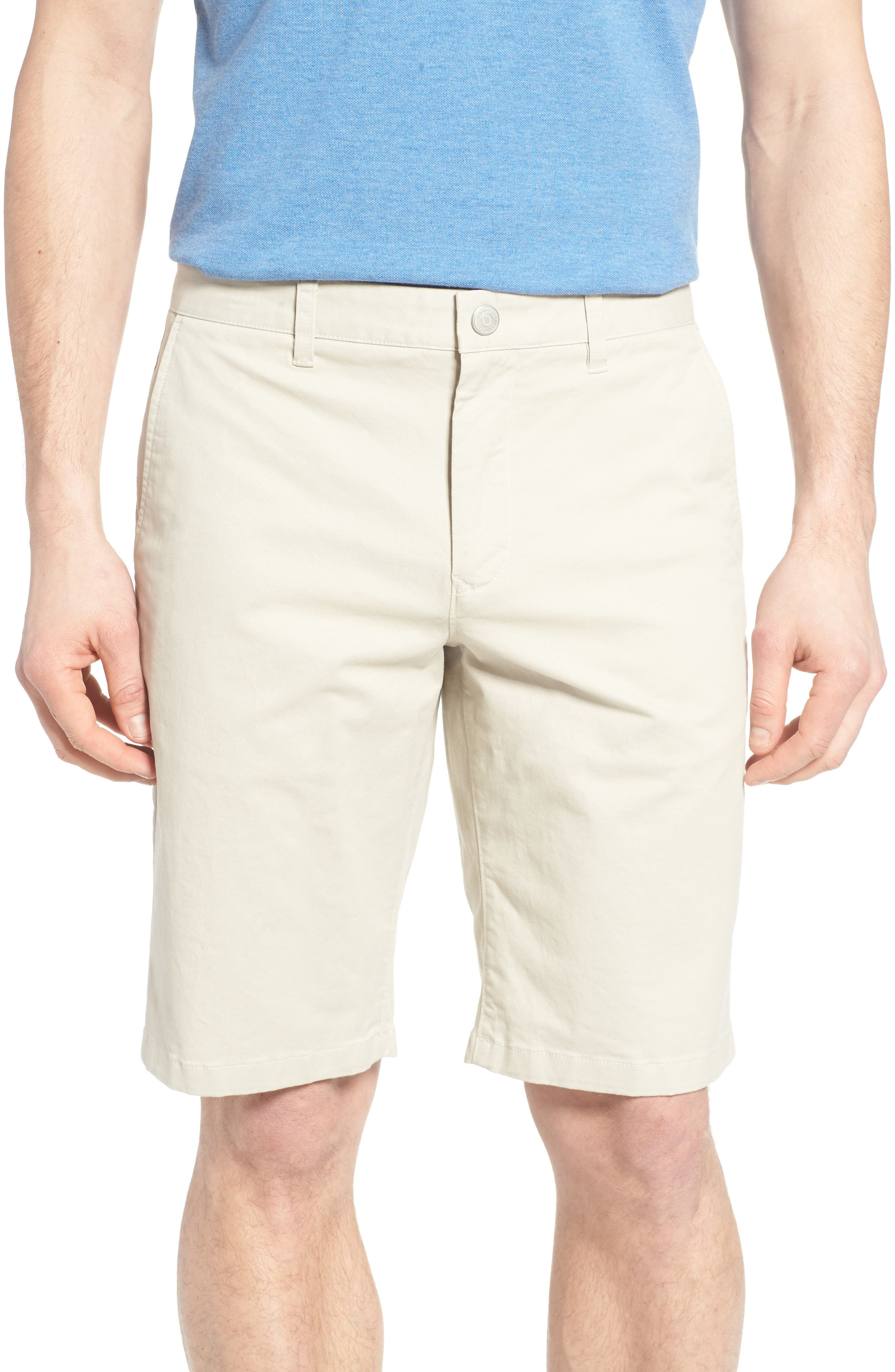 Stretch Washed Chino 11-Inch Shorts,                             Main thumbnail 17, color,