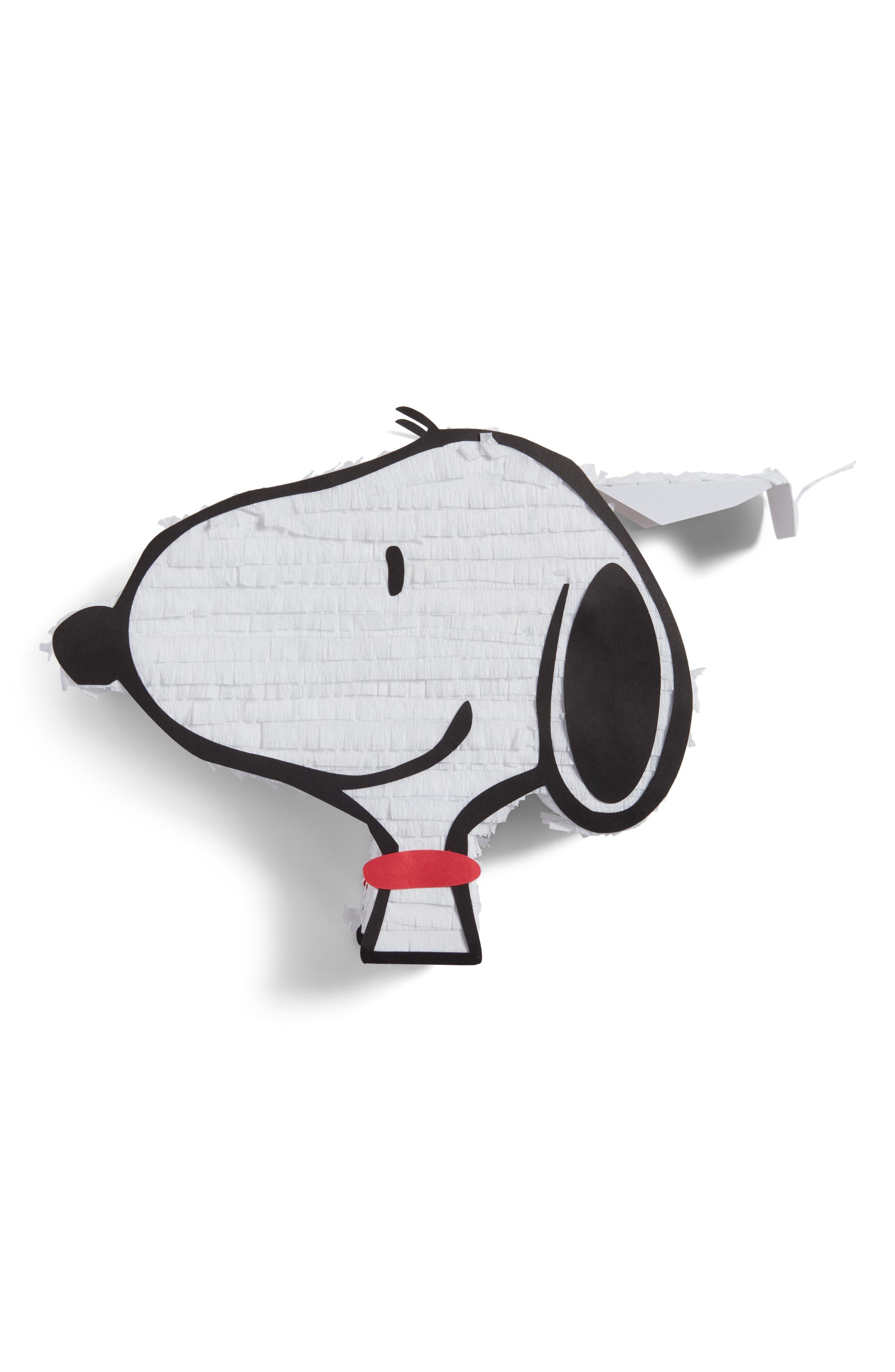 LULA FLORA,                             Mini Snoopy Piñata,                             Alternate thumbnail 2, color,                             100