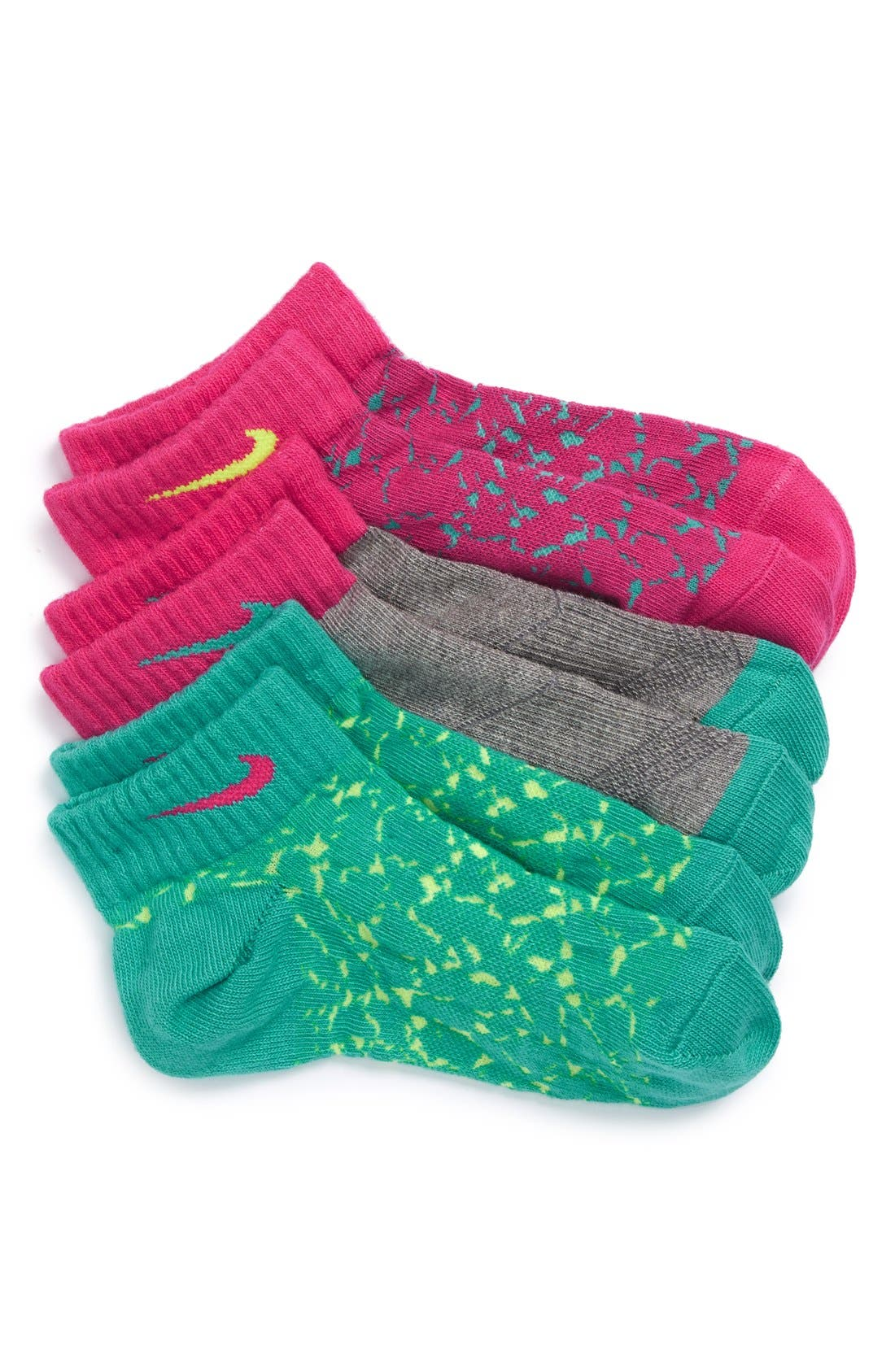 Low Cut Graphic Socks,                         Main,                         color, 309