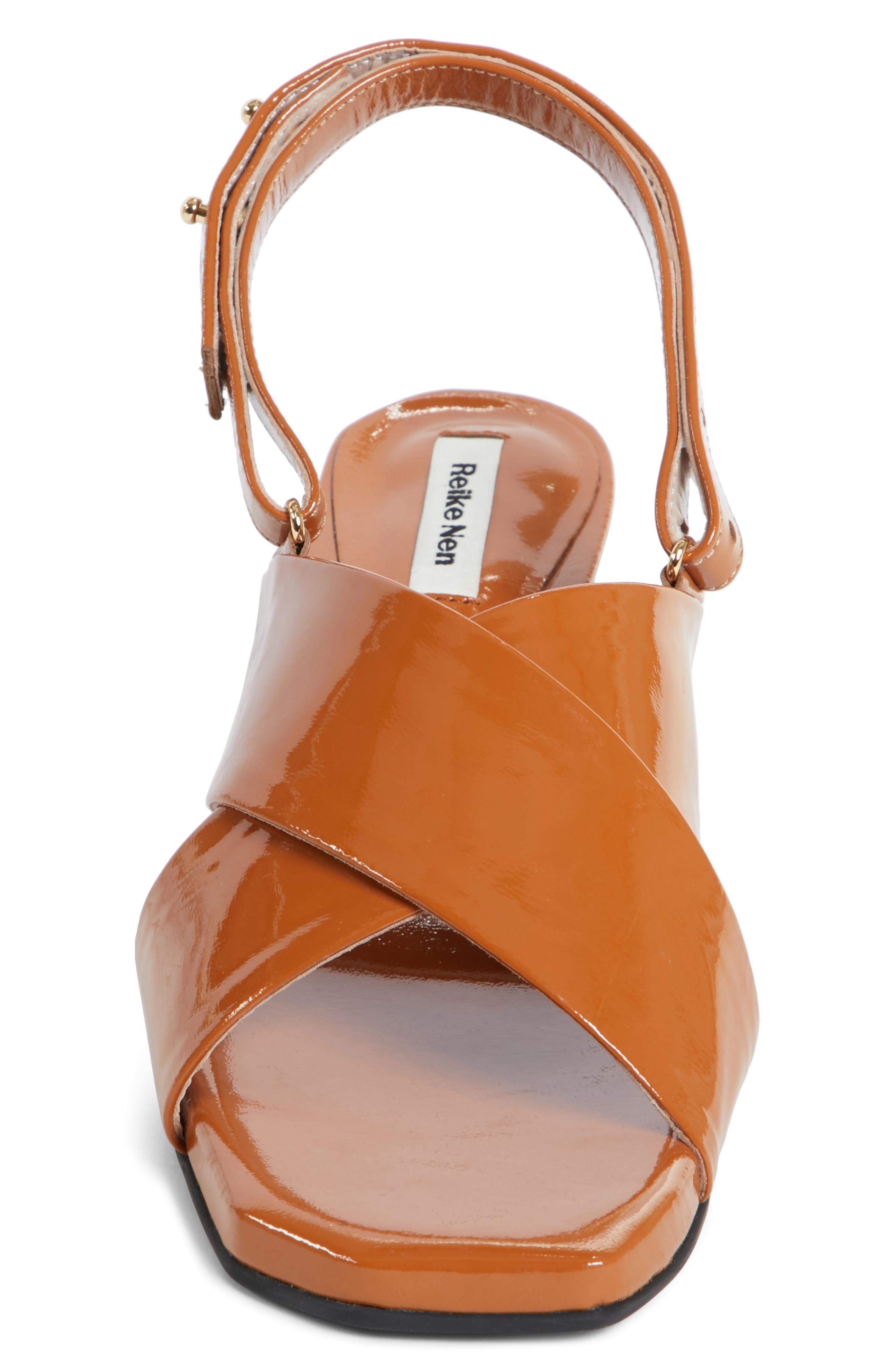 Slingback Sandal,                             Alternate thumbnail 4, color,