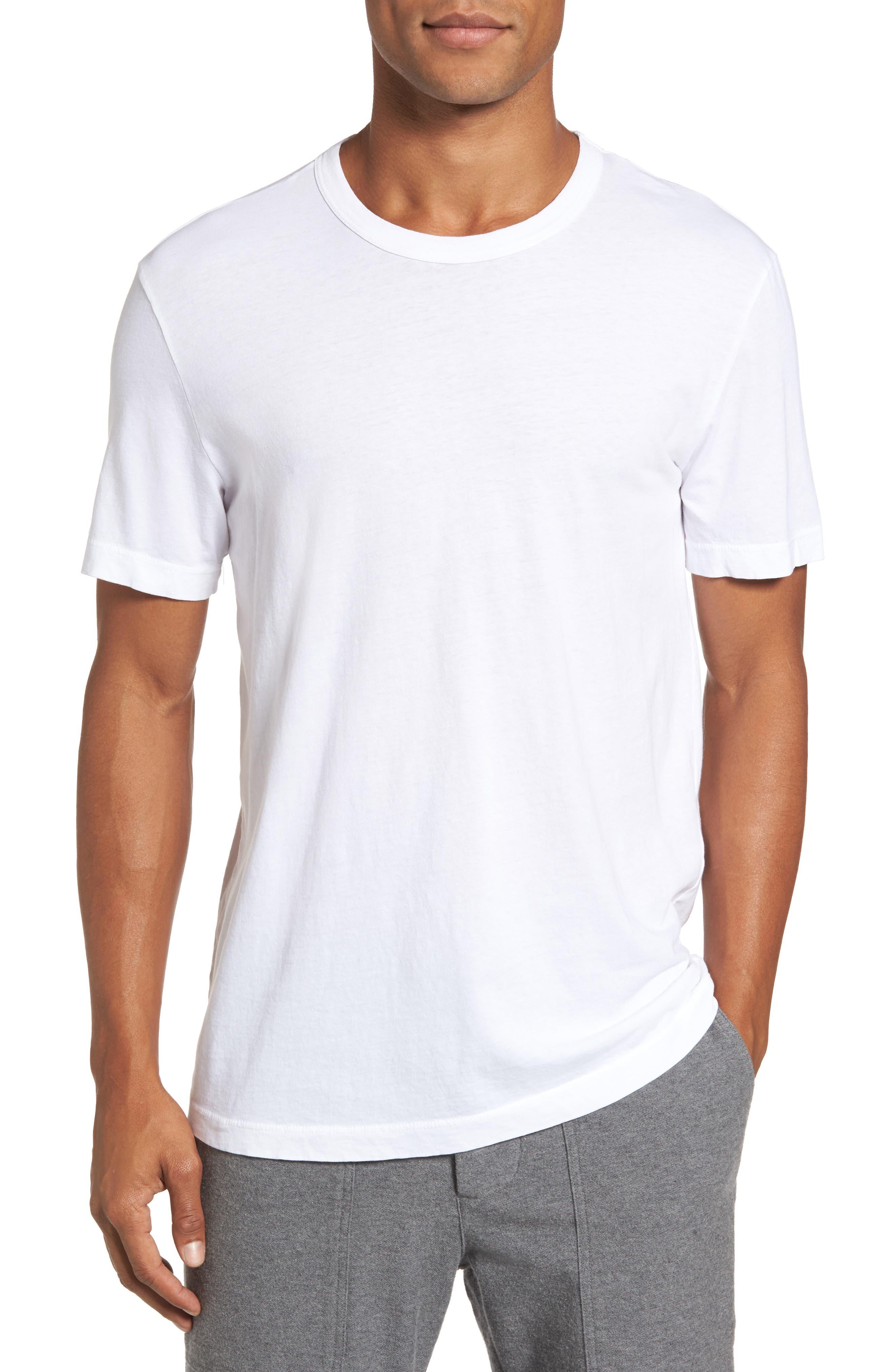 Crewneck Jersey T-Shirt,                             Alternate thumbnail 118, color,