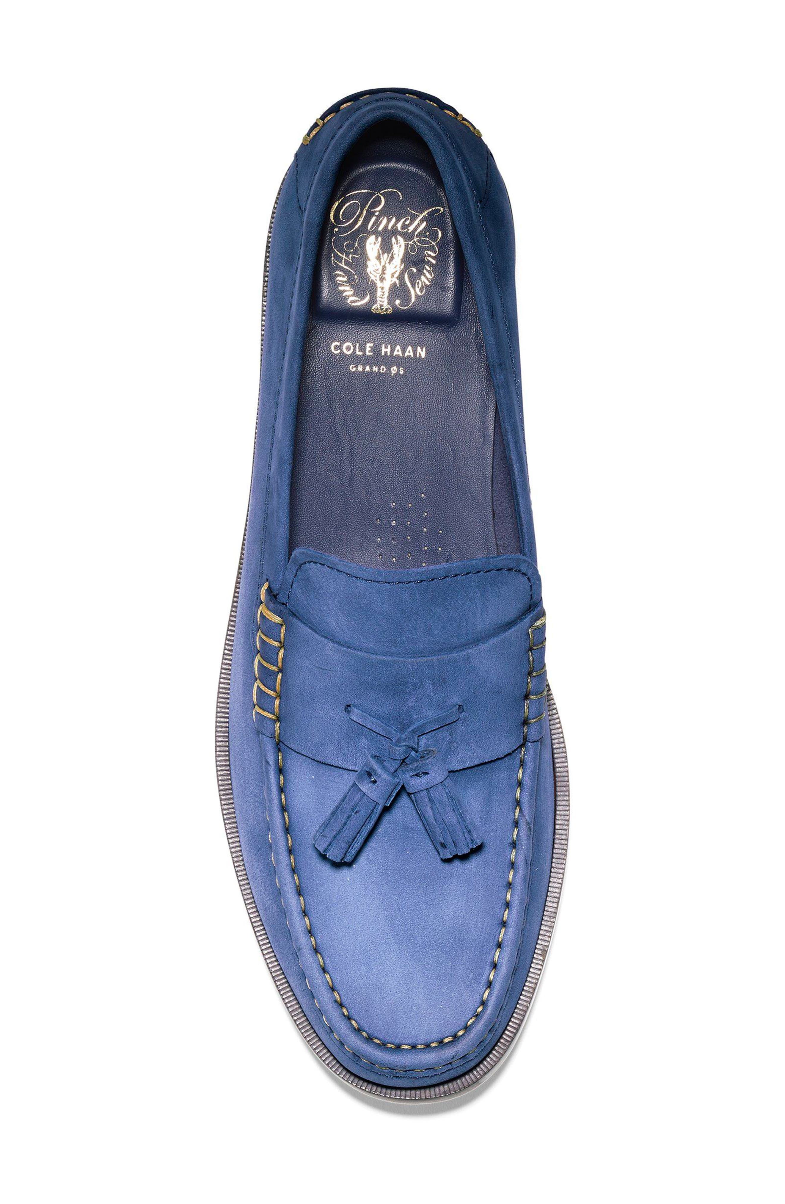 Pinch Friday Tassel Loafer,                             Alternate thumbnail 5, color,                             400