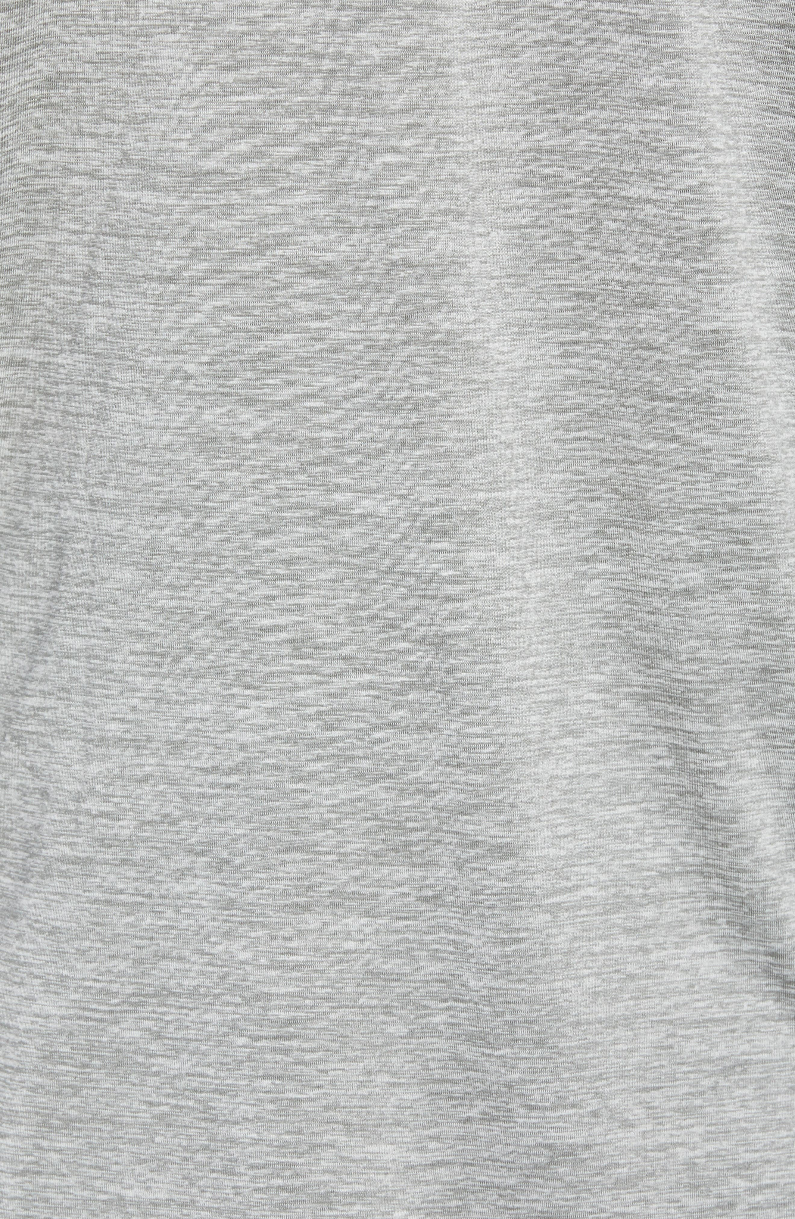 Capilene<sup>®</sup> Daily Regular Fit T-Shirt,                             Alternate thumbnail 5, color,                             TRAIL MYSTIC FEATHER GREY