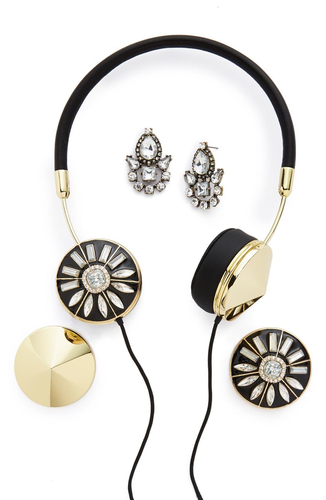 FRENDS,                             x BaubleBar 'Layla' Headphones,                             Main thumbnail 1, color,                             710