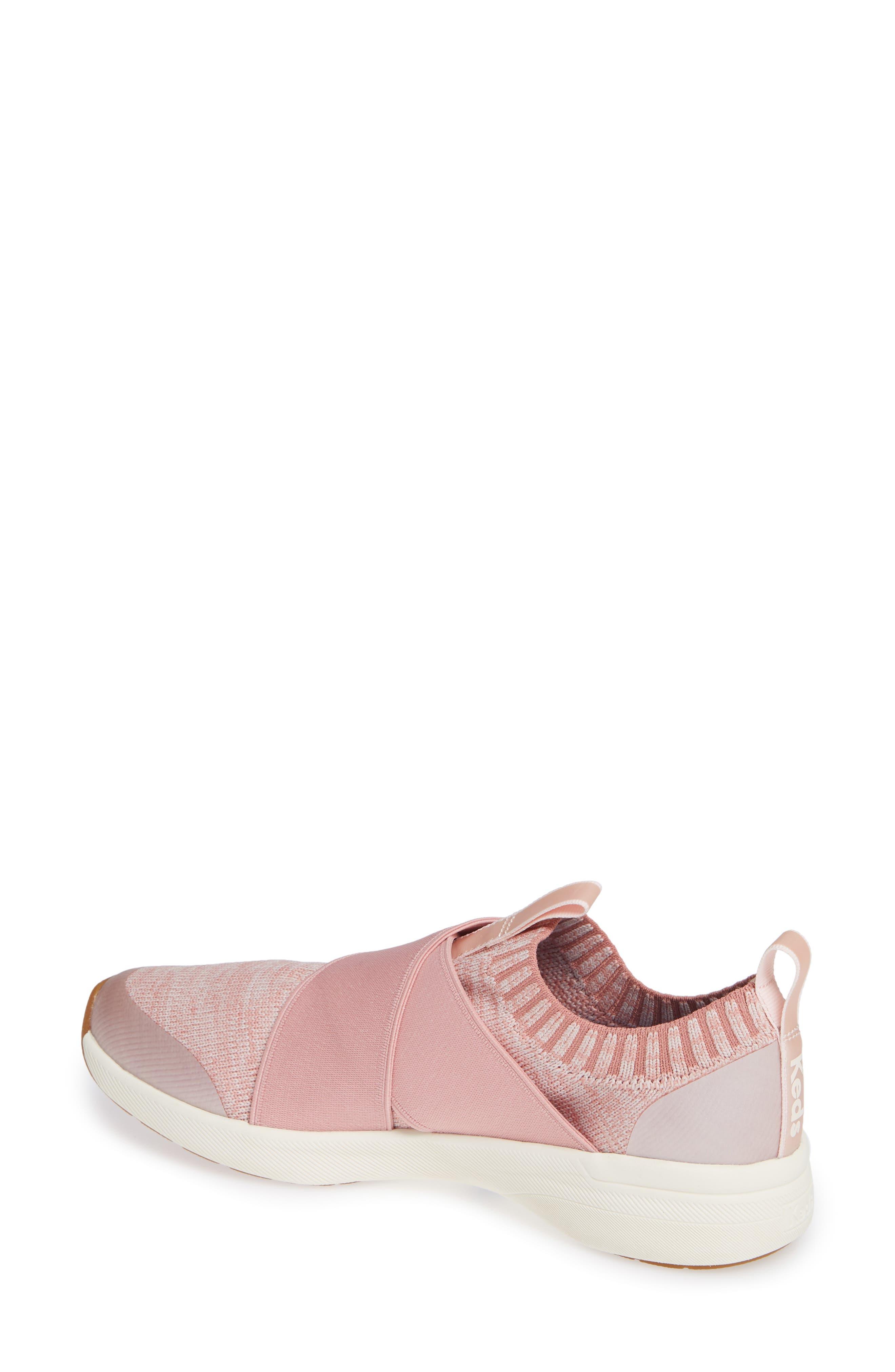 KEDS<SUP>®</SUP>,                             Studio Jumper Knit Sneaker,                             Alternate thumbnail 2, color,                             LIGHT PINK