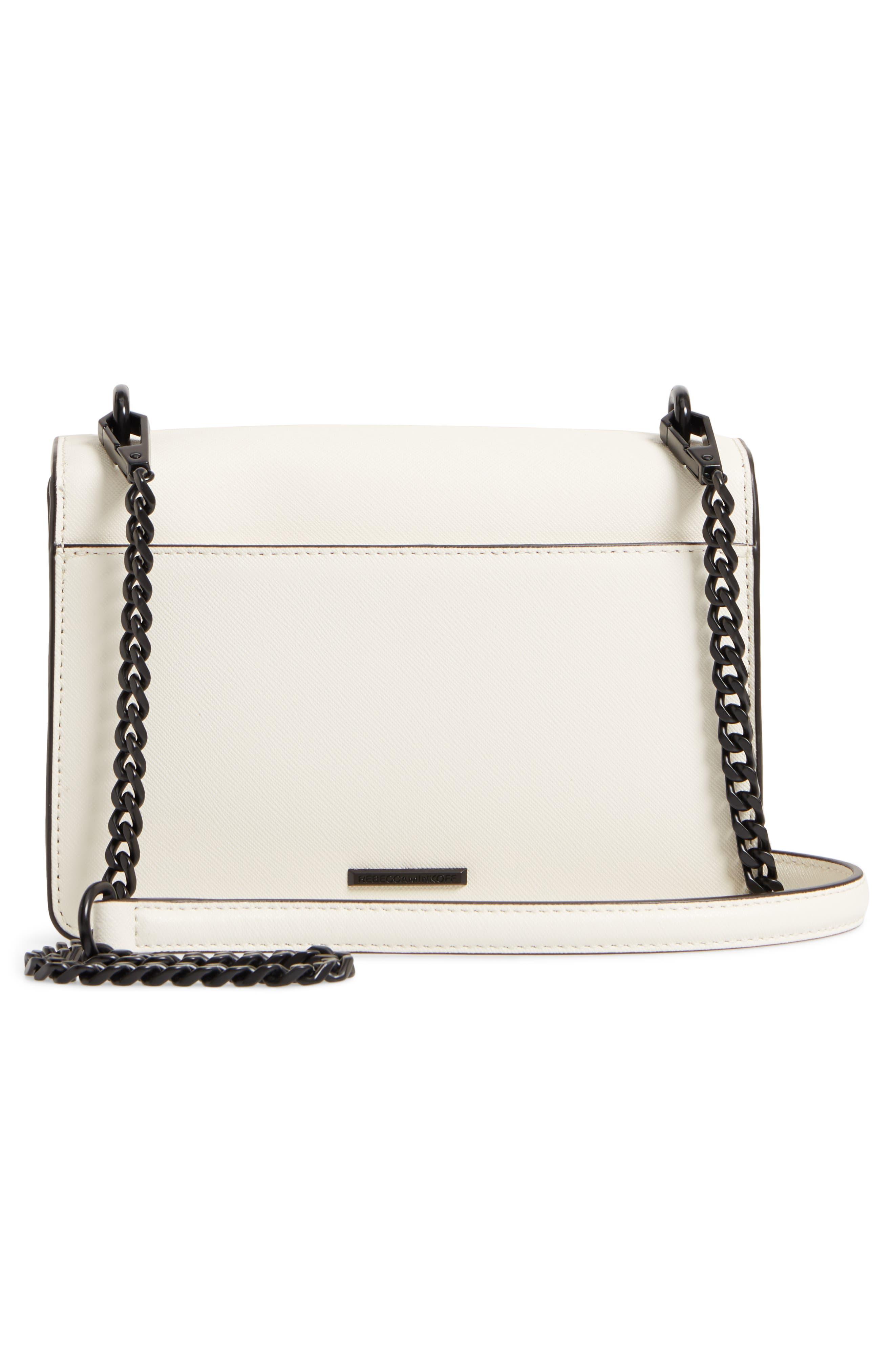 Medium Christy Leather Shoulder Bag,                             Alternate thumbnail 11, color,