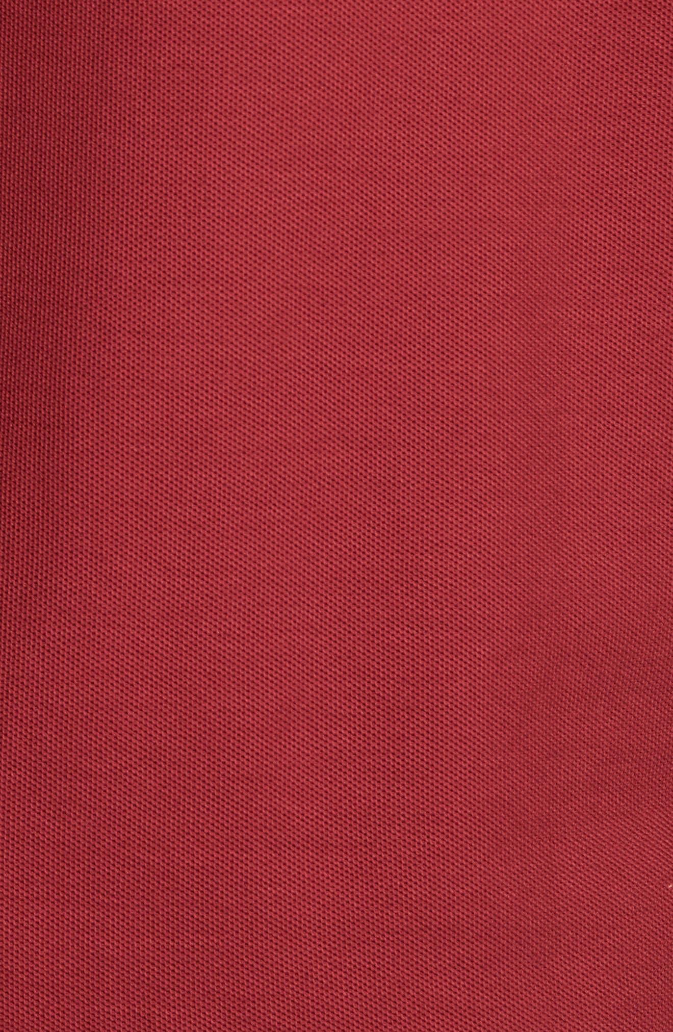 Classic Regular Fit Piqué Polo,                             Alternate thumbnail 81, color,