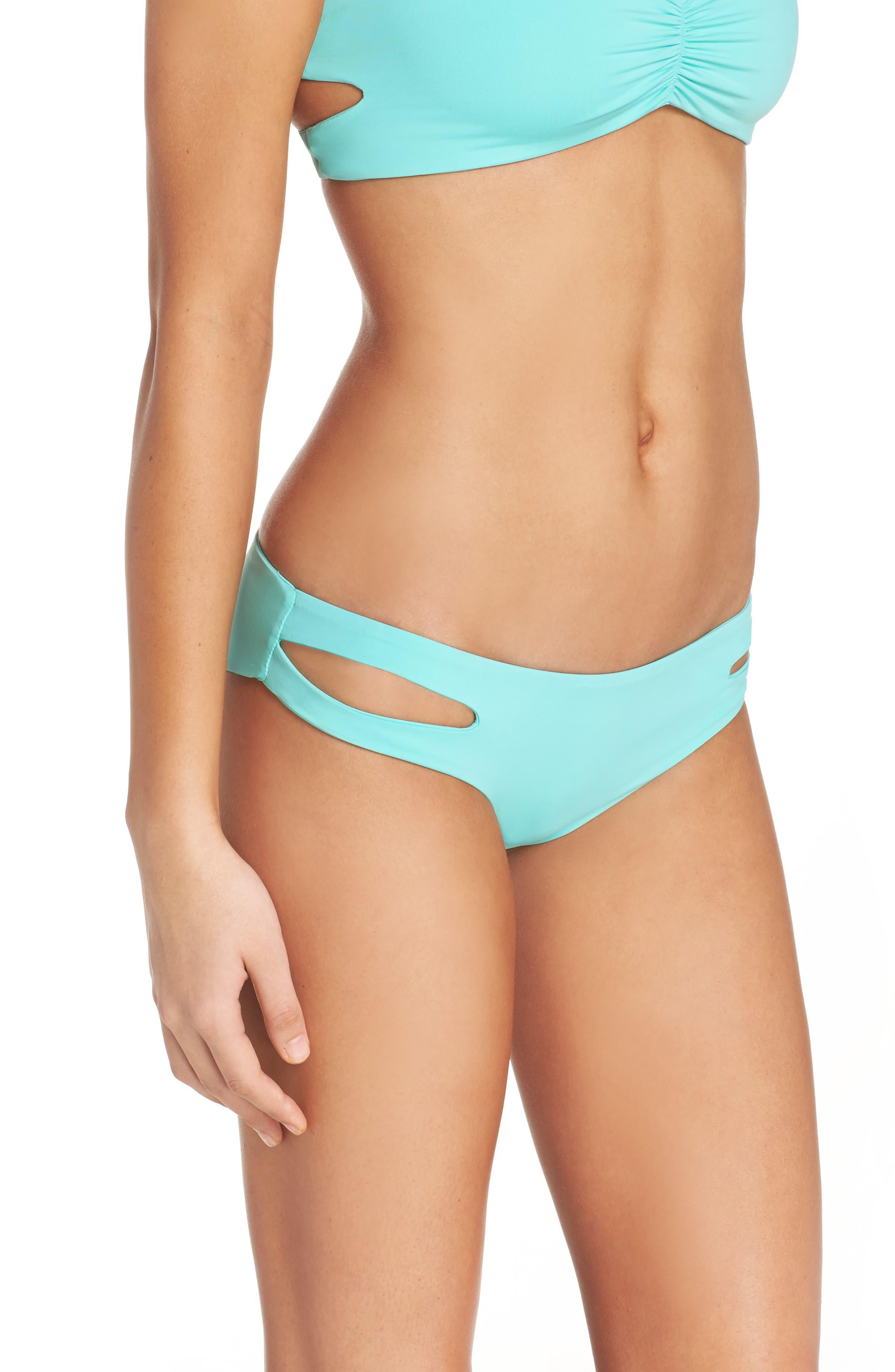 Estella Classic Bikini Bottoms,                             Alternate thumbnail 43, color,