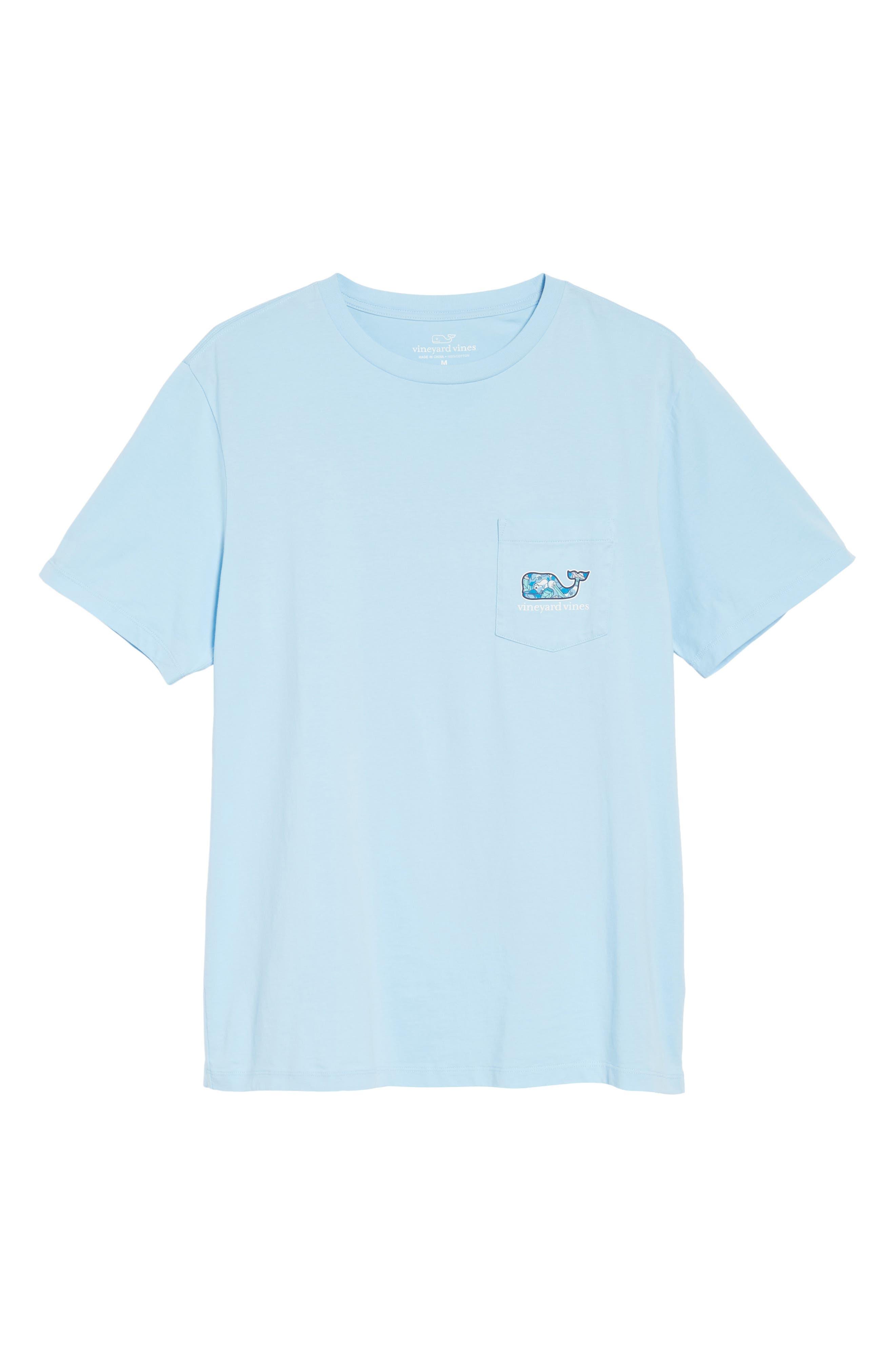Pelican Magnolias Graphic T-Shirt,                             Alternate thumbnail 6, color,                             413