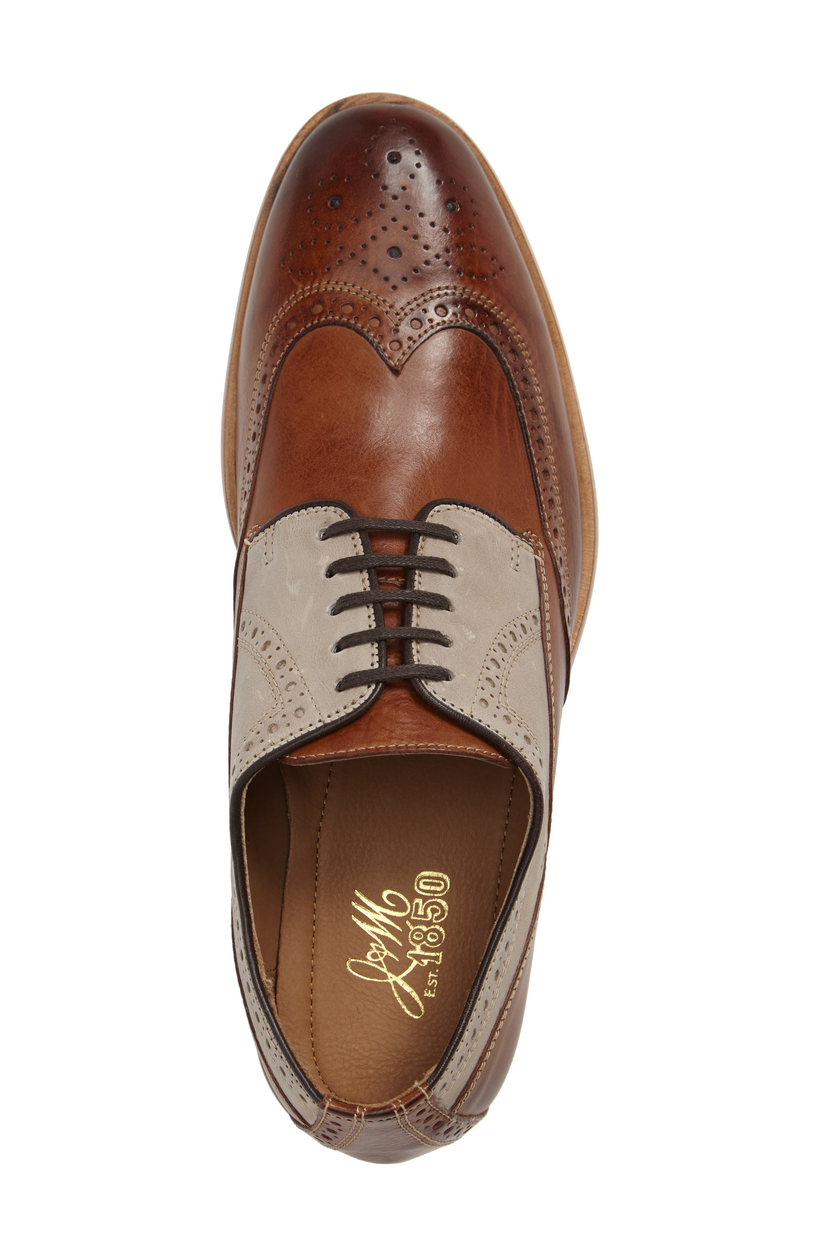 Graham Wingtip Oxford,                             Alternate thumbnail 3, color,