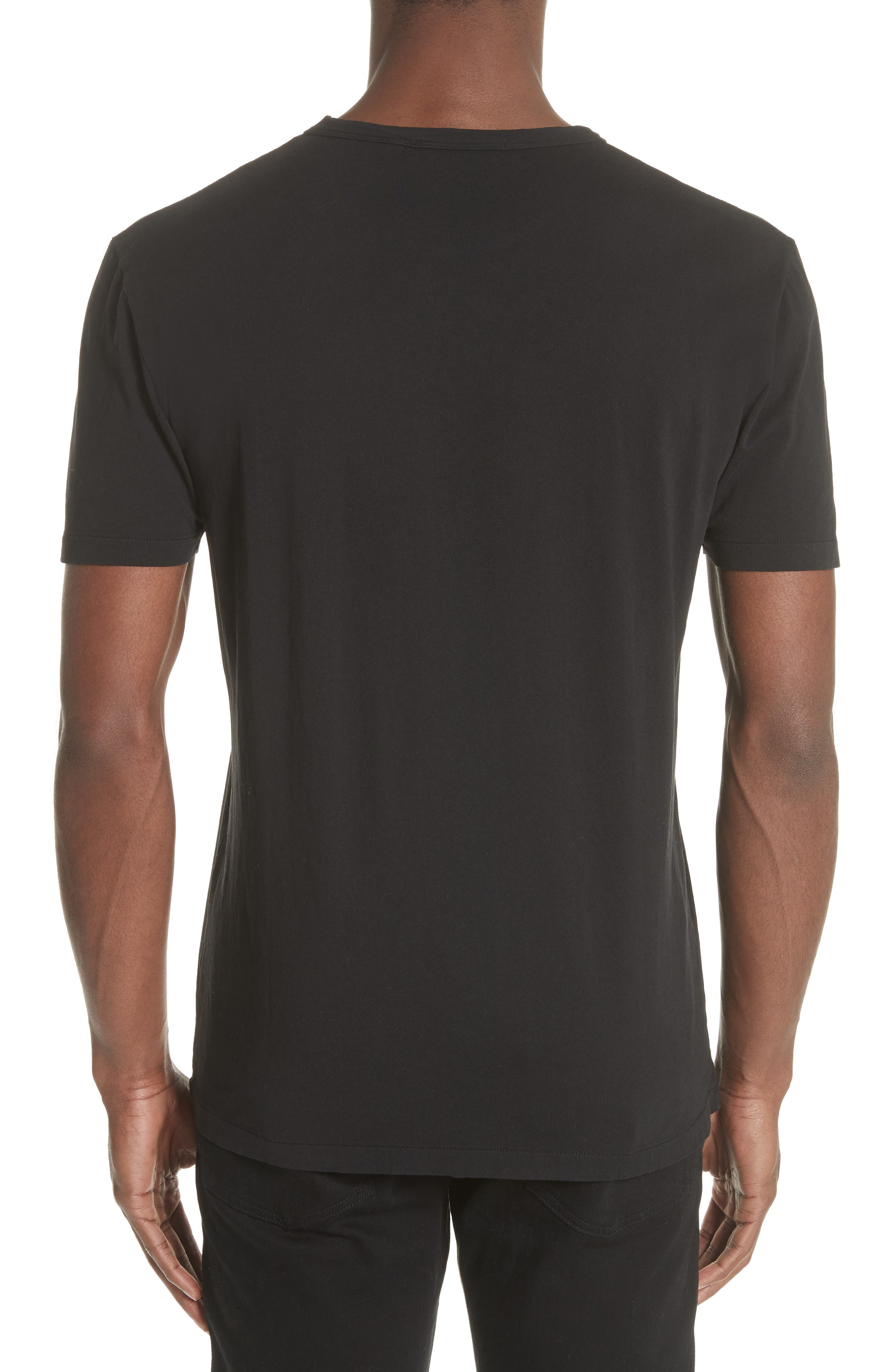 Perfect T-Shirt,                             Alternate thumbnail 2, color,                             001