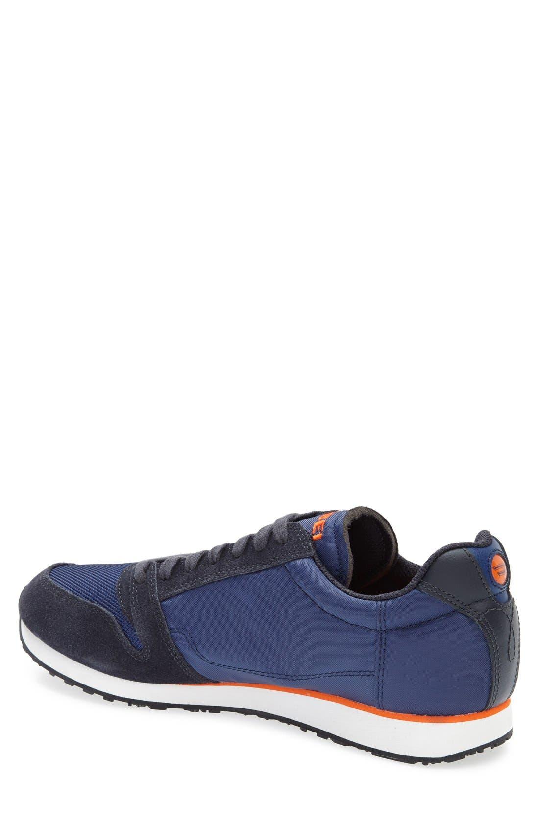 'Black Jake Slocker' Sneaker,                             Alternate thumbnail 4, color,                             400