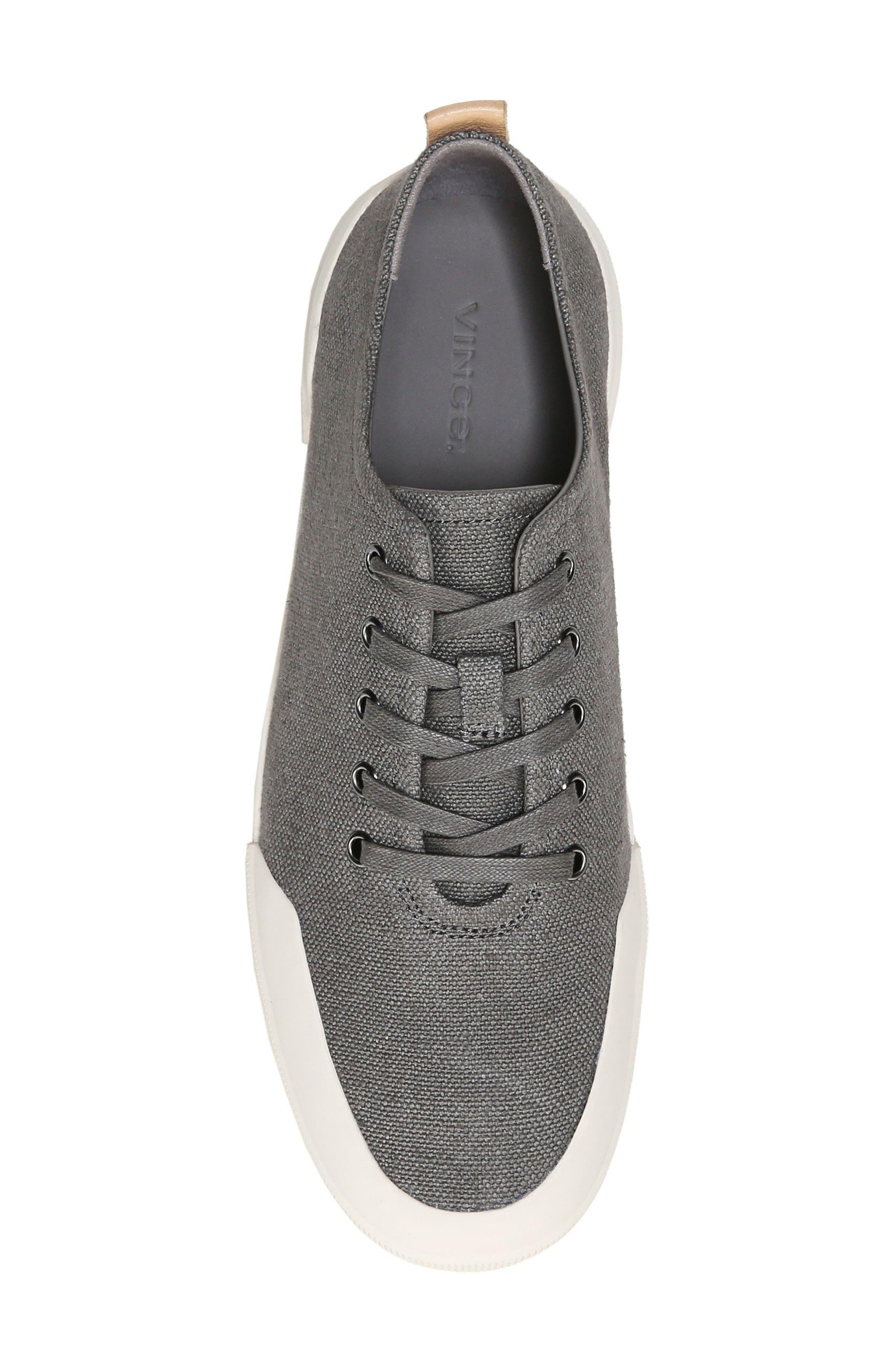 Victor Low Top Sneaker,                             Alternate thumbnail 5, color,                             020