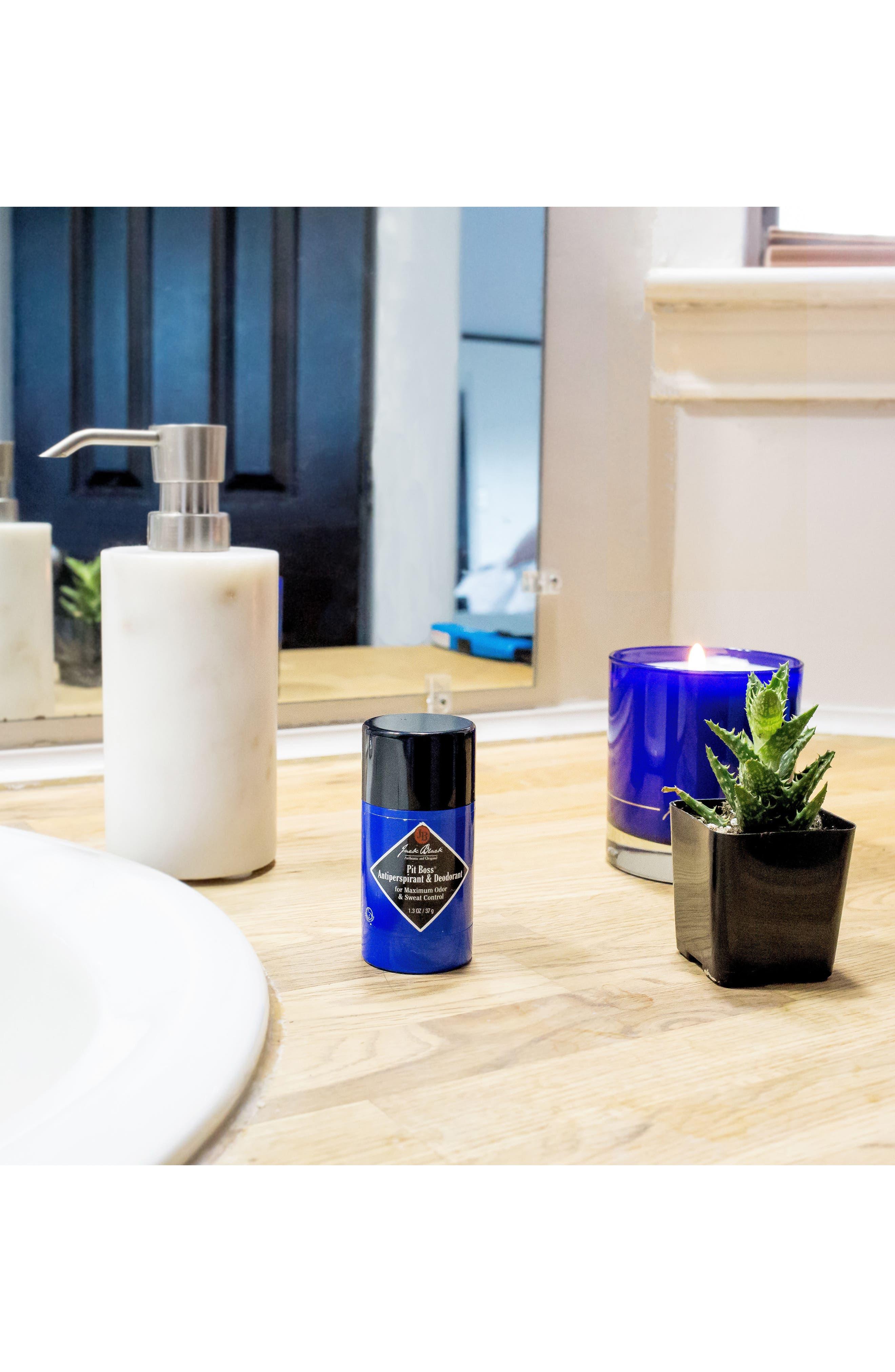 Pit Boss Antiperspirant & Deodorant,                             Alternate thumbnail 3, color,                             NO COLOR