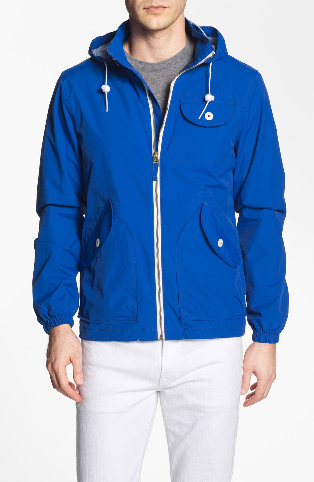 'Rochester' Nylon Jacket, Main, color, 430