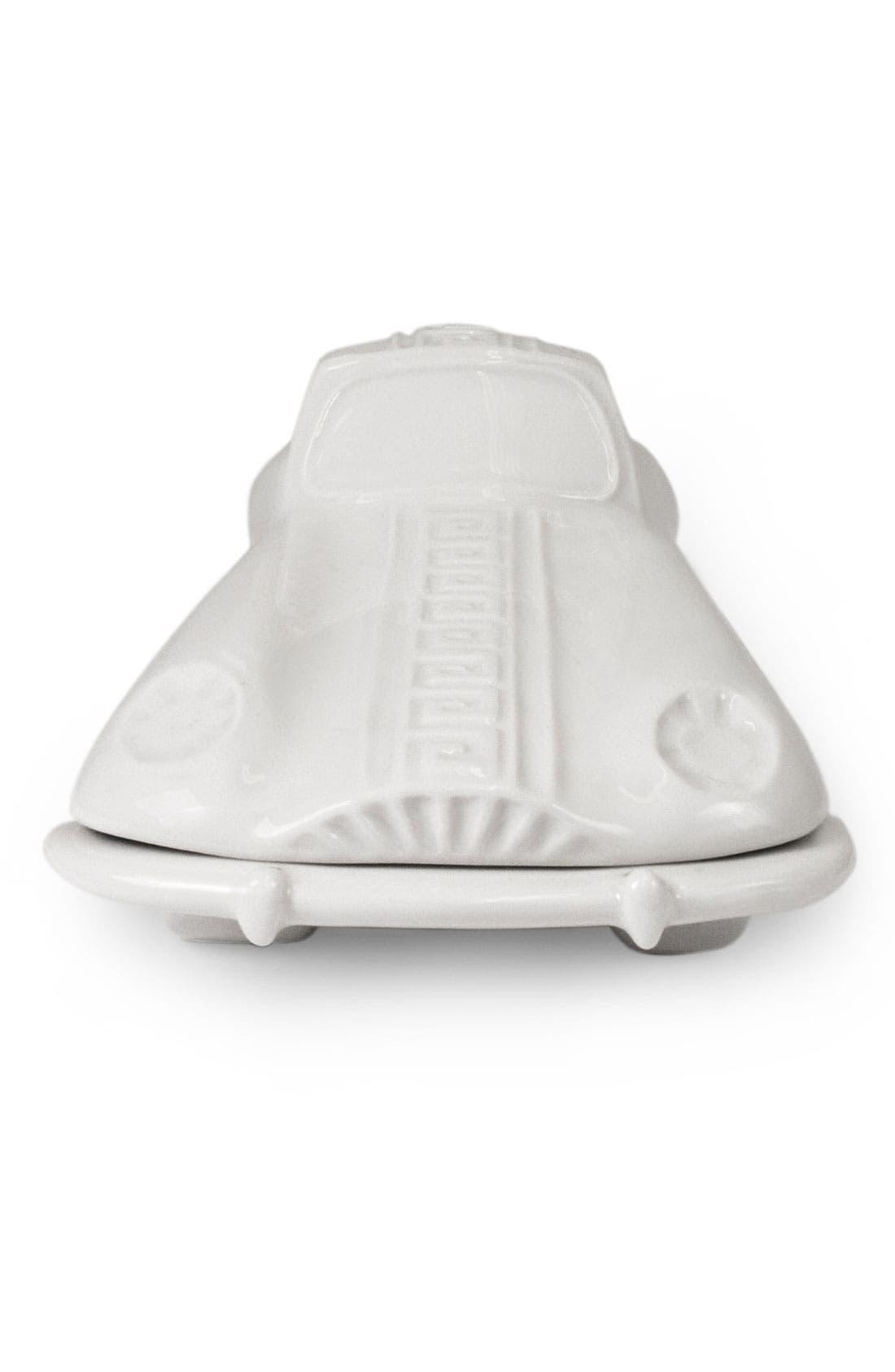 'Sports Car' Porcelain Box,                             Alternate thumbnail 2, color,