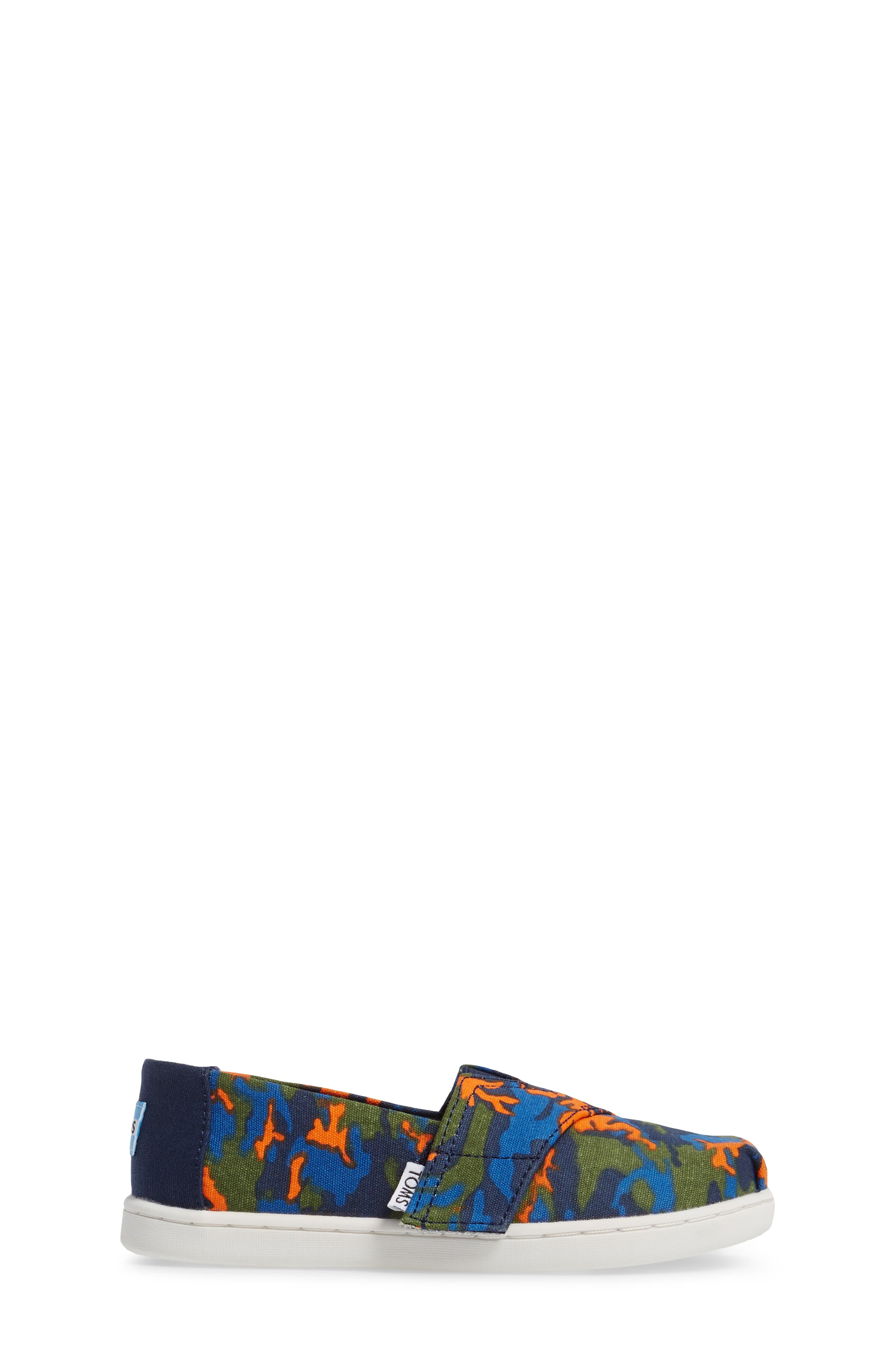 Tiny Alpargata Print Slip-On,                             Alternate thumbnail 15, color,