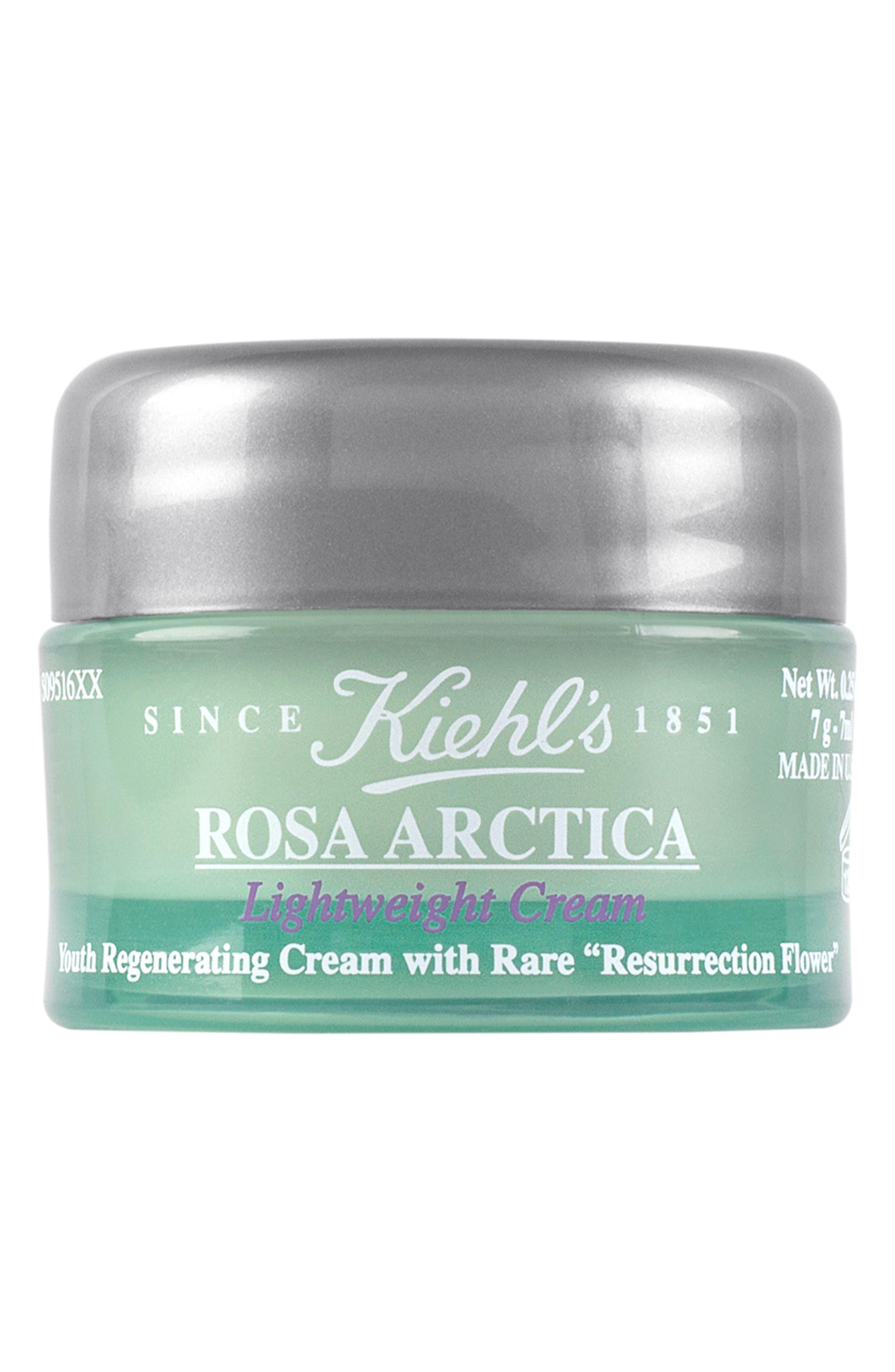 KIEHL'S SINCE 1851,                             'Rosa Arctica' Lightweight Cream,                             Alternate thumbnail 4, color,                             NO COLOR