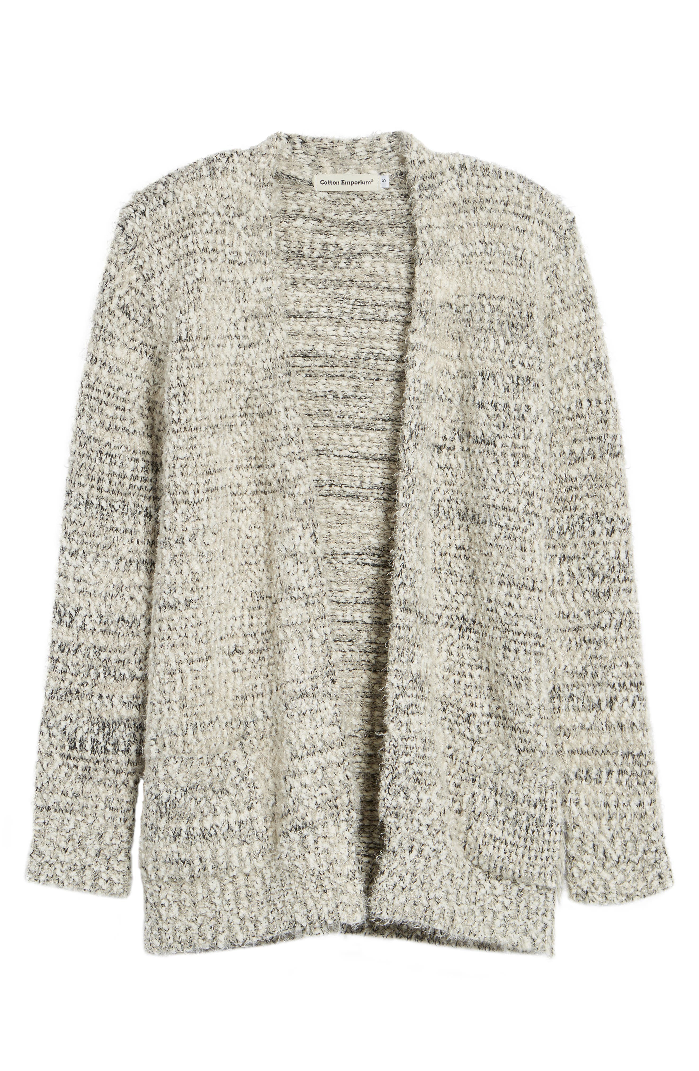 Marled Cardigan,                             Alternate thumbnail 6, color,                             281