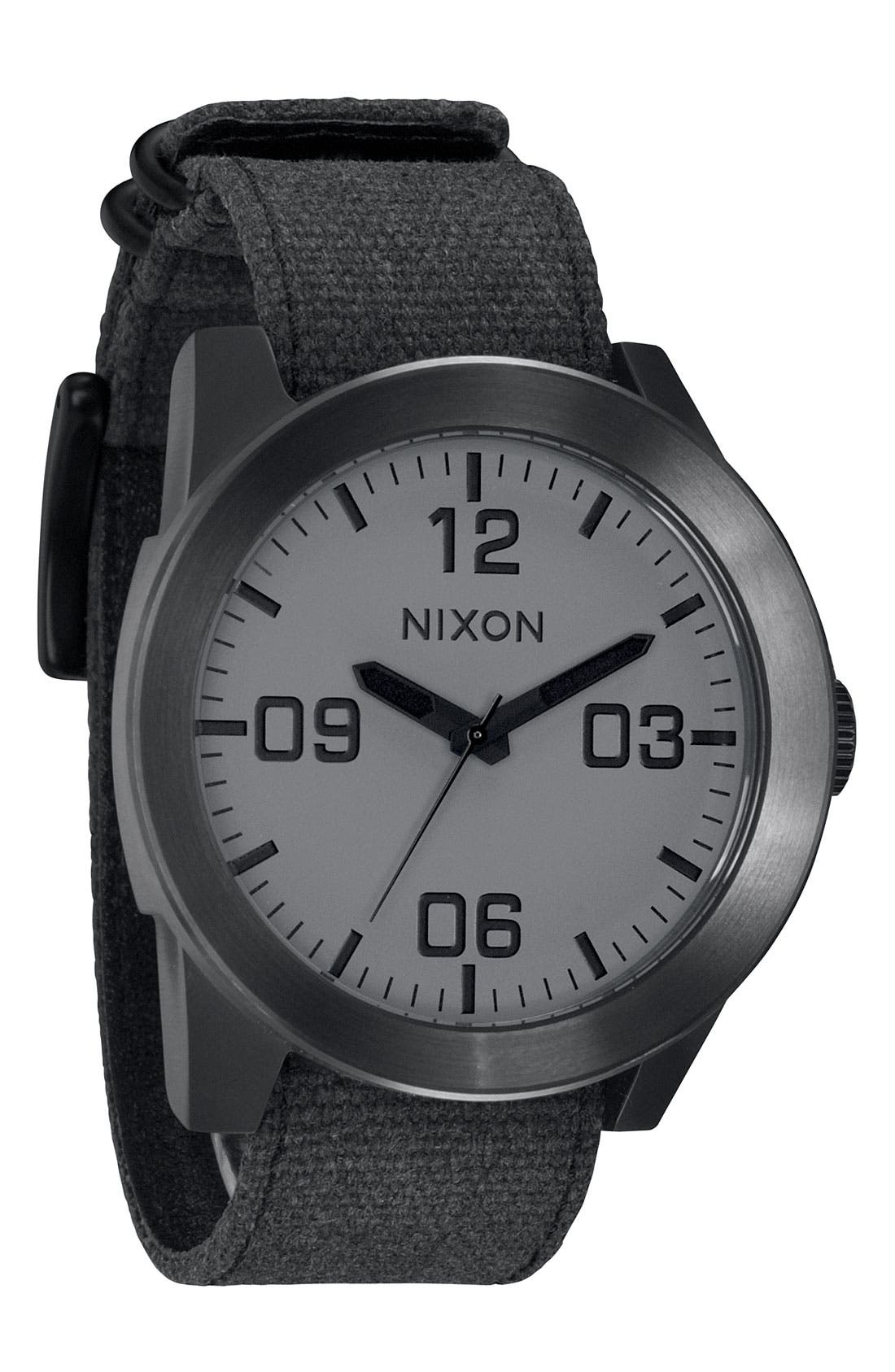 'The Corporal' Watch, 48mm,                             Main thumbnail 1, color,