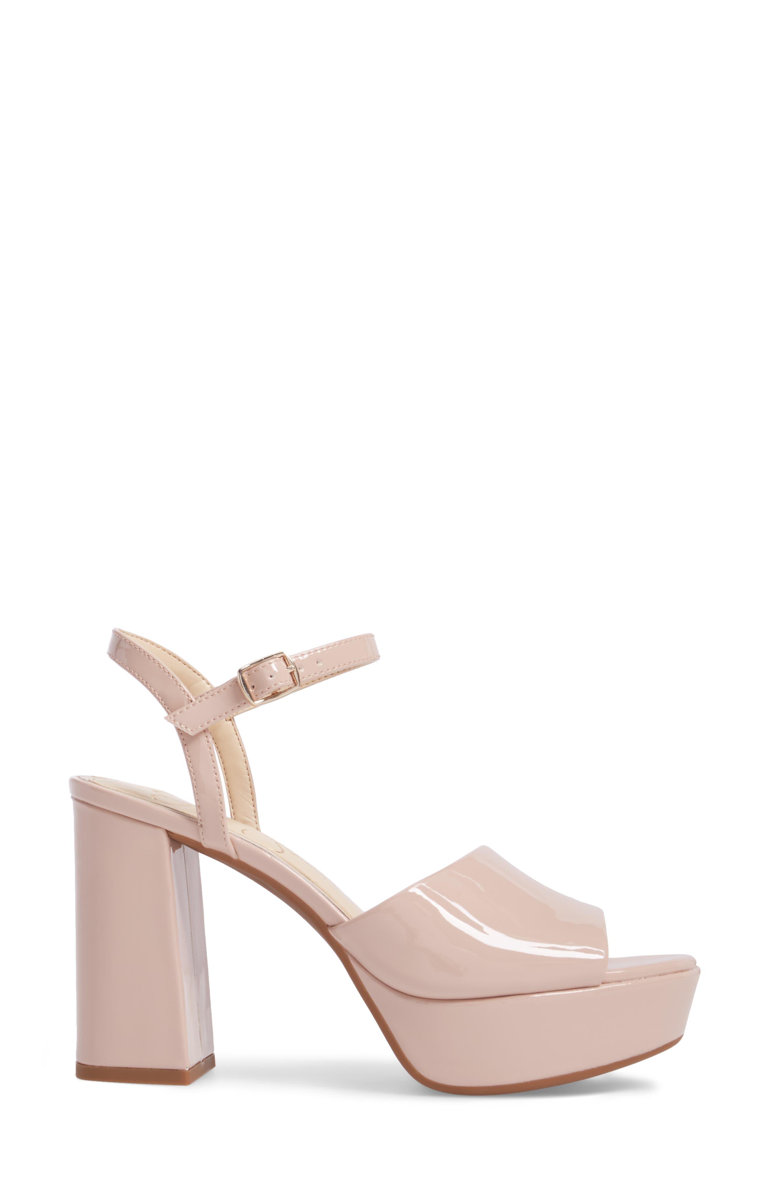 Kerrick Platform Sandal,                             Alternate thumbnail 6, color,