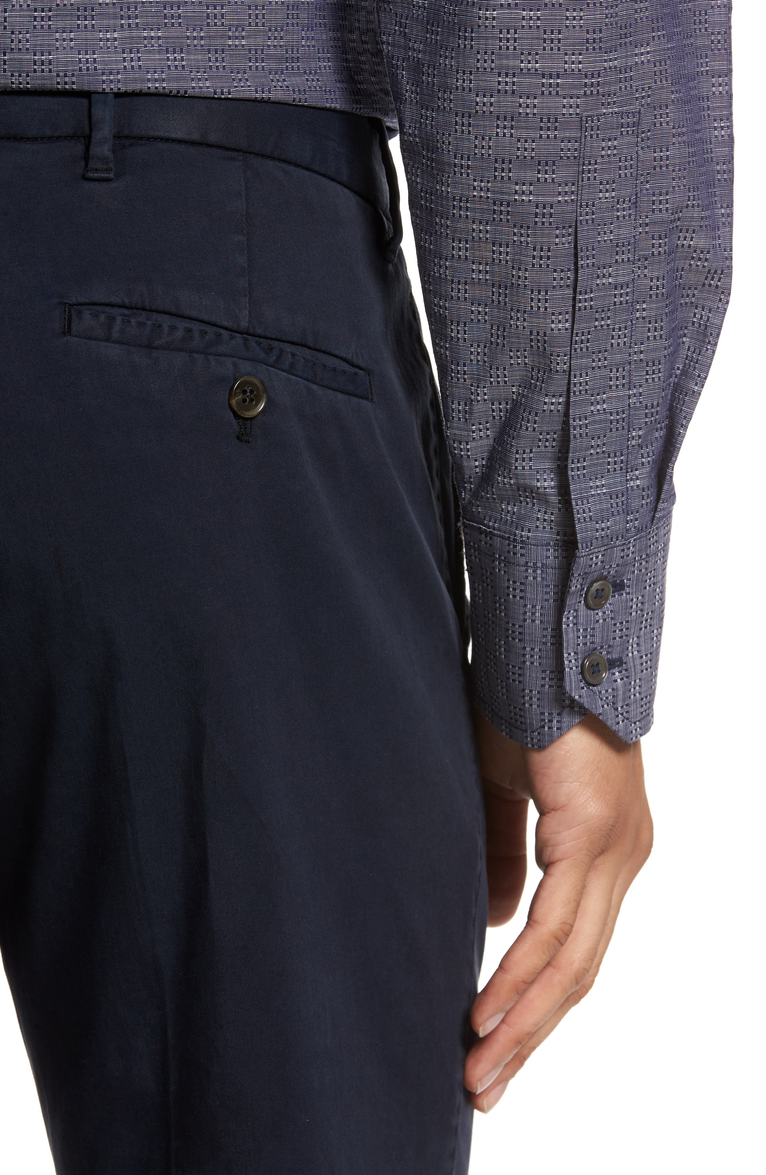 Aster Straight Fit Pants,                             Alternate thumbnail 21, color,