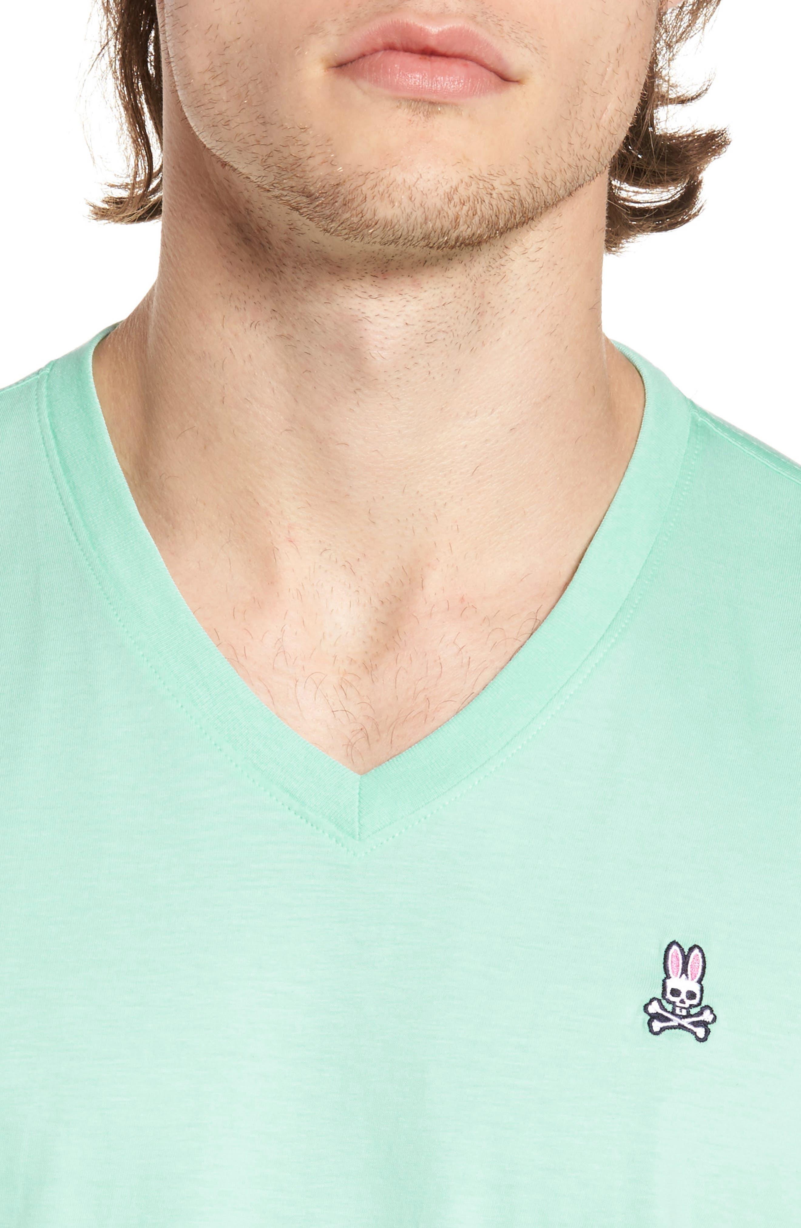V-Neck T-Shirt,                             Alternate thumbnail 28, color,