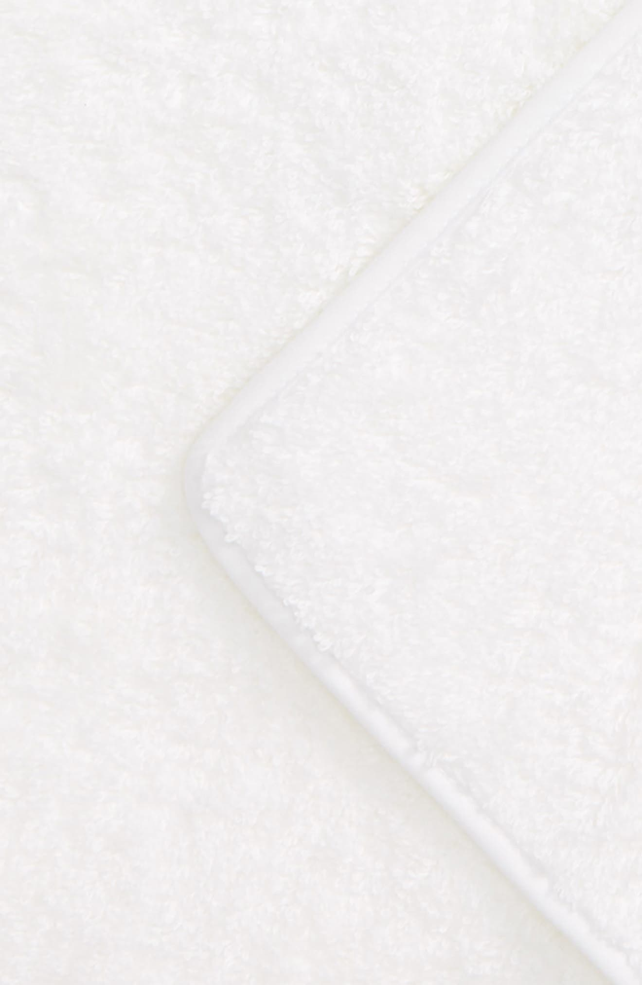 Cairo Spa Towel,                             Alternate thumbnail 2, color,                             WHITE