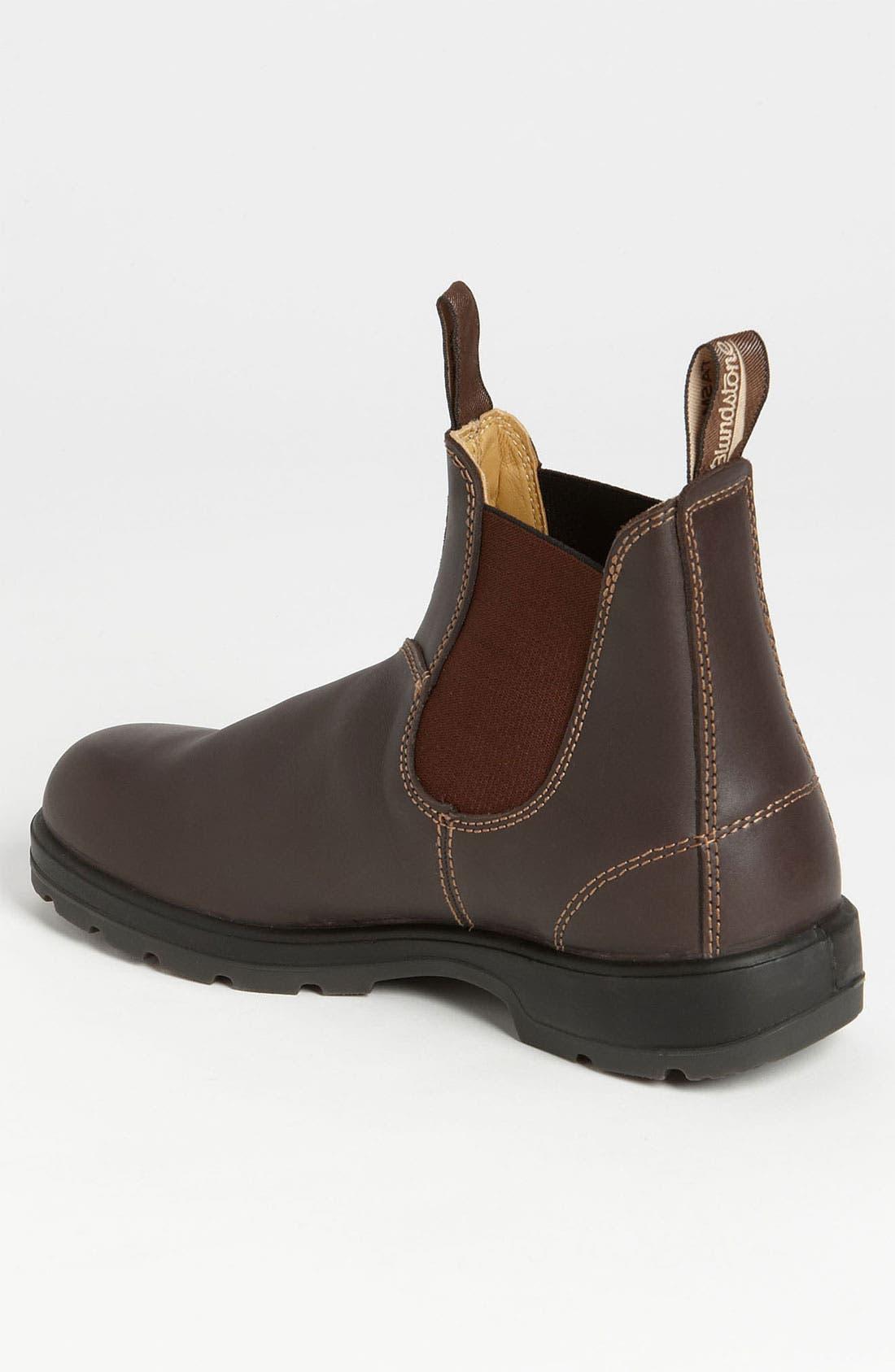 Footwear Chelsea Boot,                             Alternate thumbnail 2, color,                             WALNUT