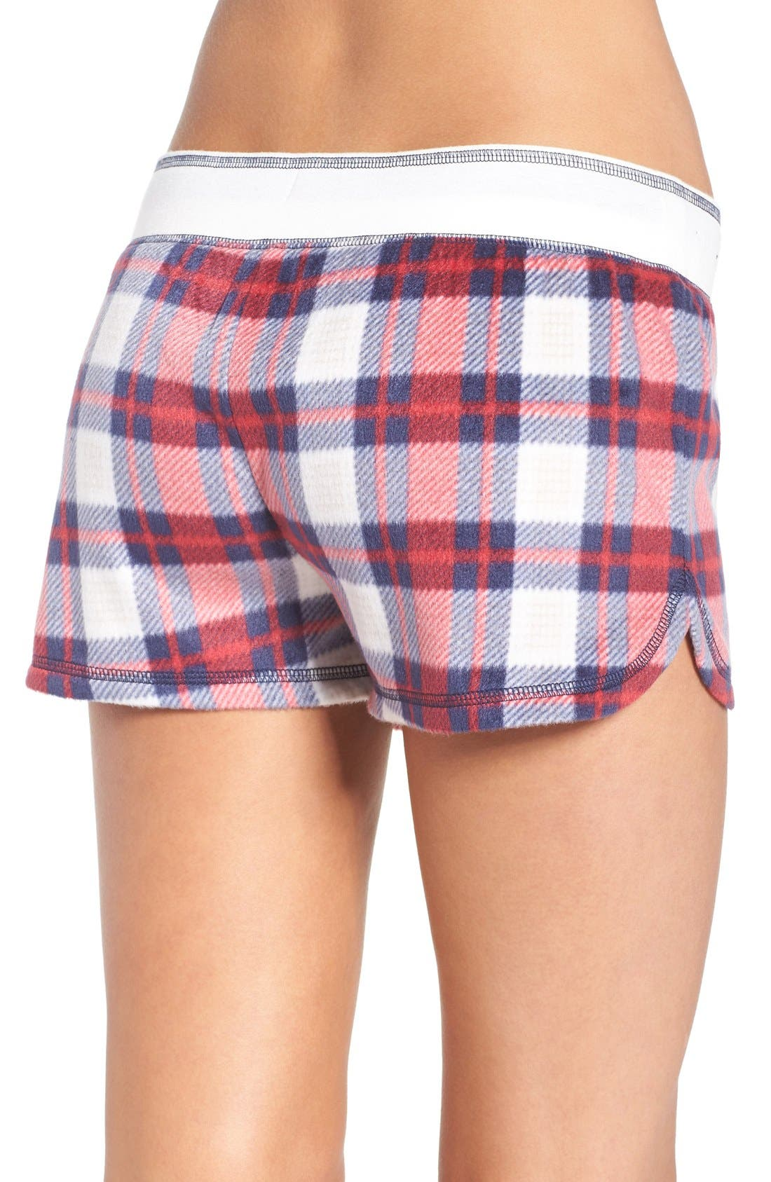 Polar Fleece Shorts,                             Alternate thumbnail 34, color,