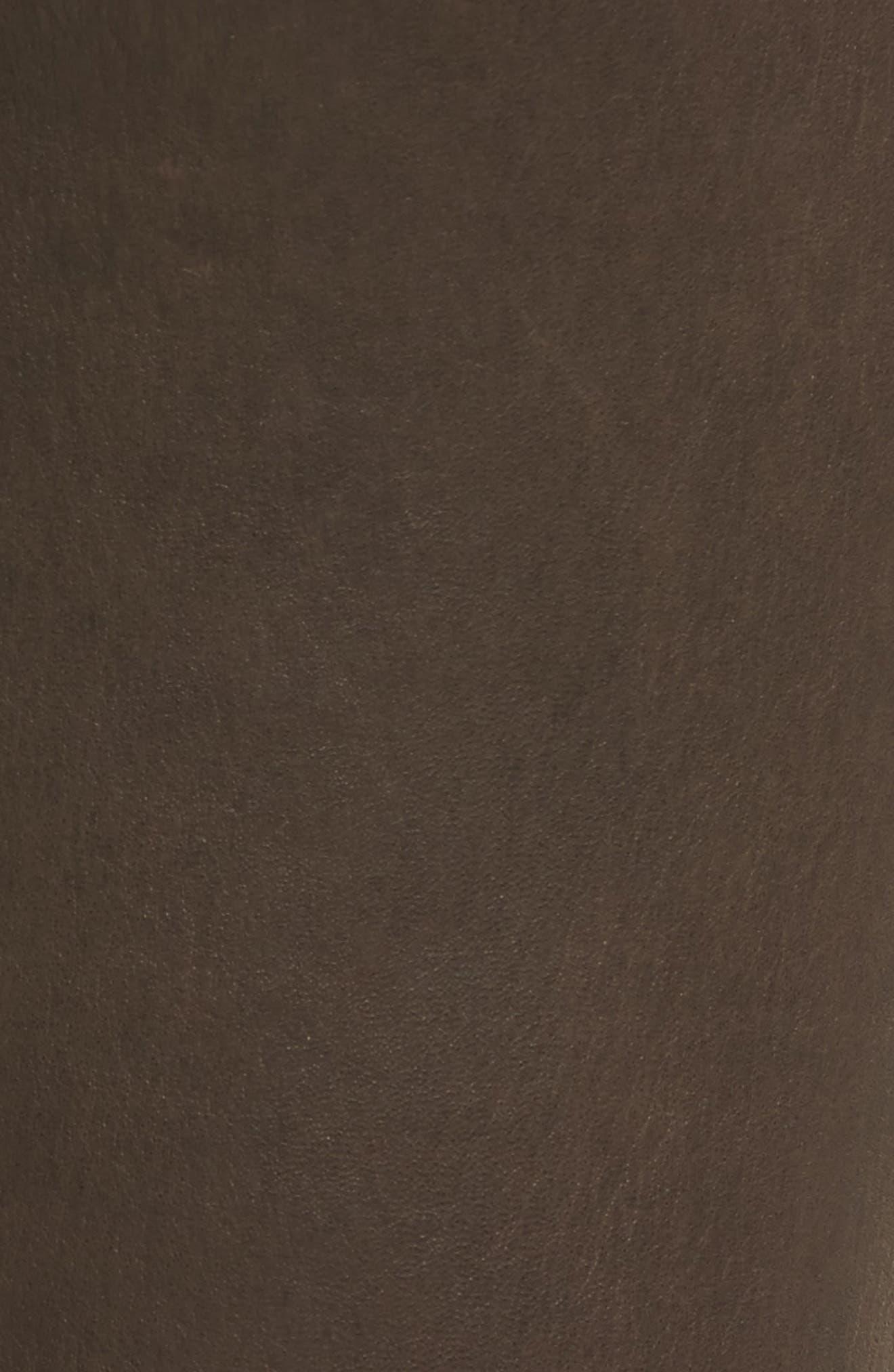 AG,                             The Legging Super Skinny Leather Pants,                             Alternate thumbnail 6, color,                             248