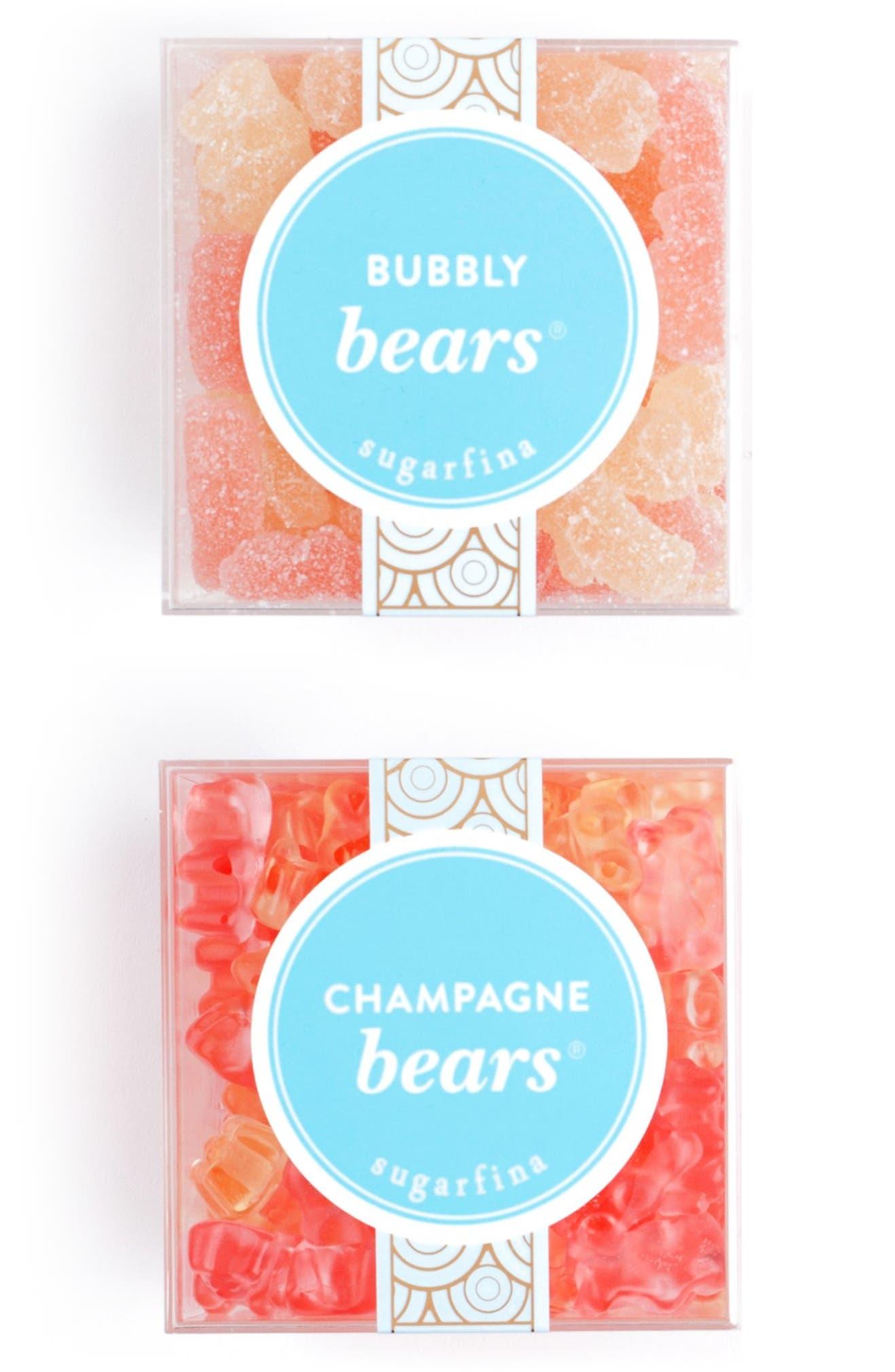 Sugarfina Champagne Bears Bubbly Bears Gift Box Set Nordstrom