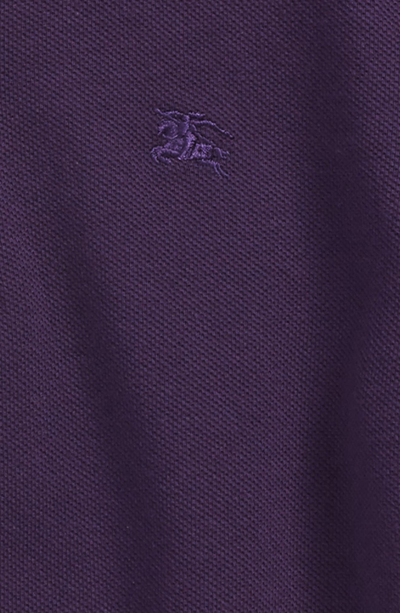 Mini Cotton Piqué Polo,                             Alternate thumbnail 7, color,