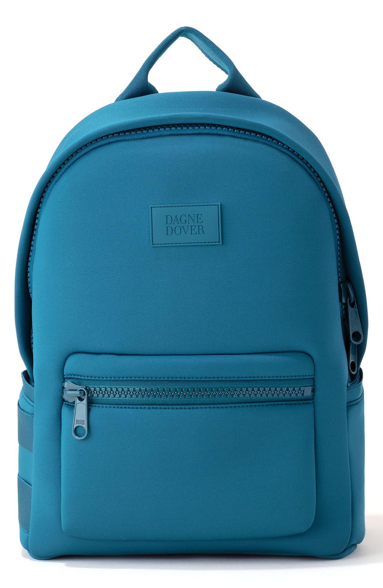 DAGNE DOVER 365 Dakota Neoprene Backpack, Main, color, BAY BLUE