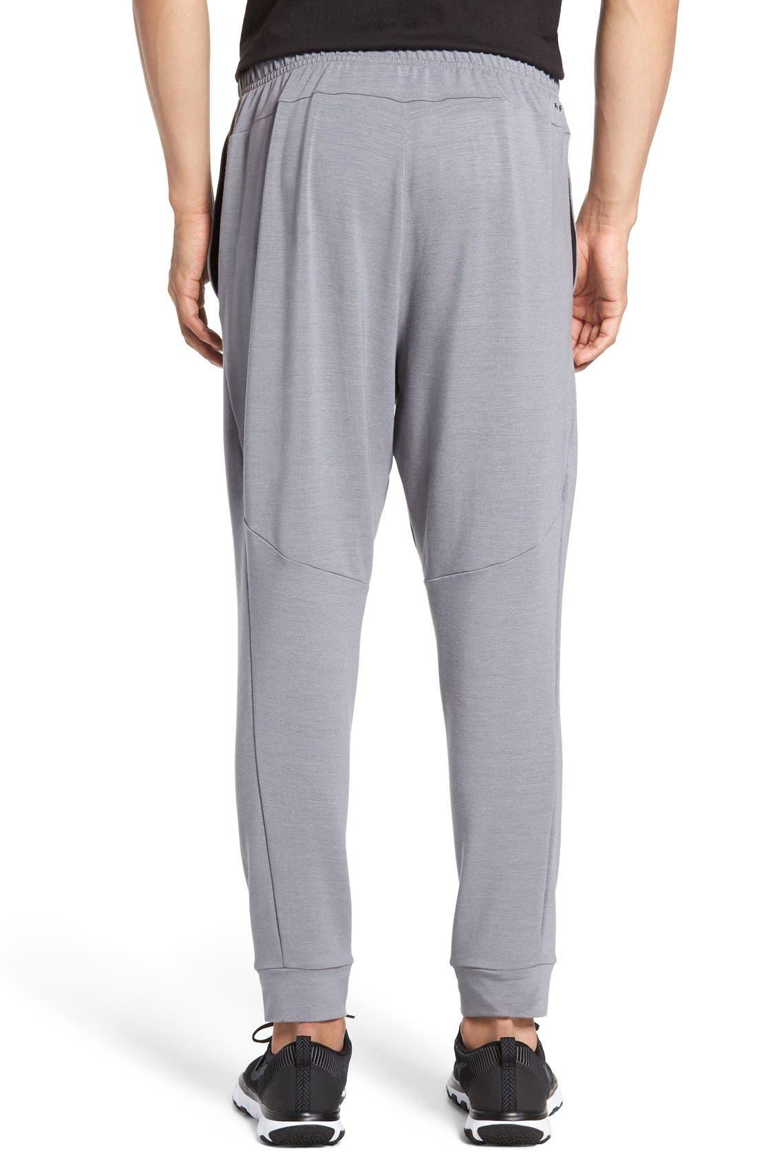 Dri-FIT Fleece Training Pants,                             Alternate thumbnail 4, color,