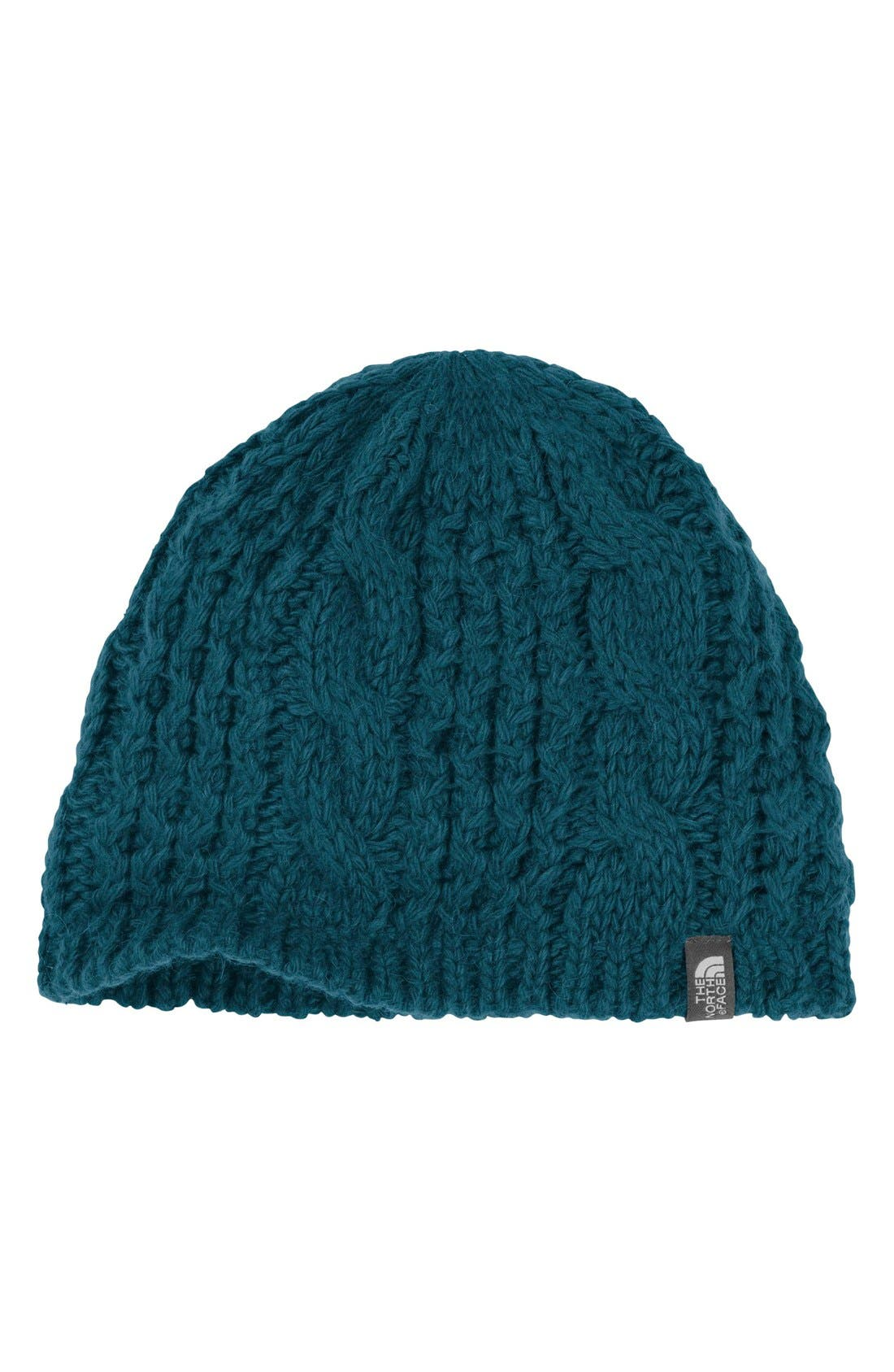 'Minna' Cable Knit Beanie,                             Main thumbnail 12, color,