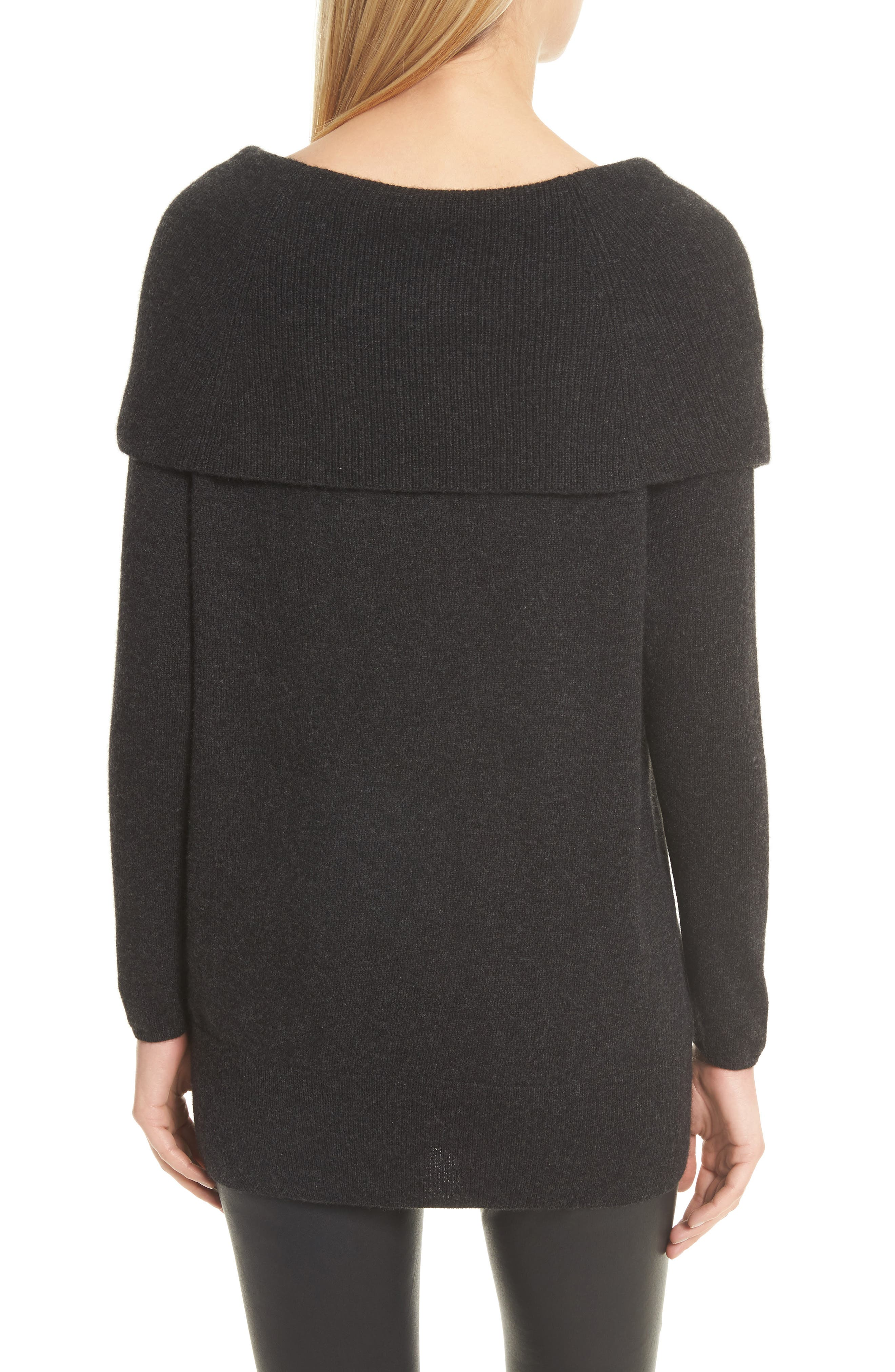 Sibel Wool & Cashmere Sweater,                             Alternate thumbnail 2, color,                             071