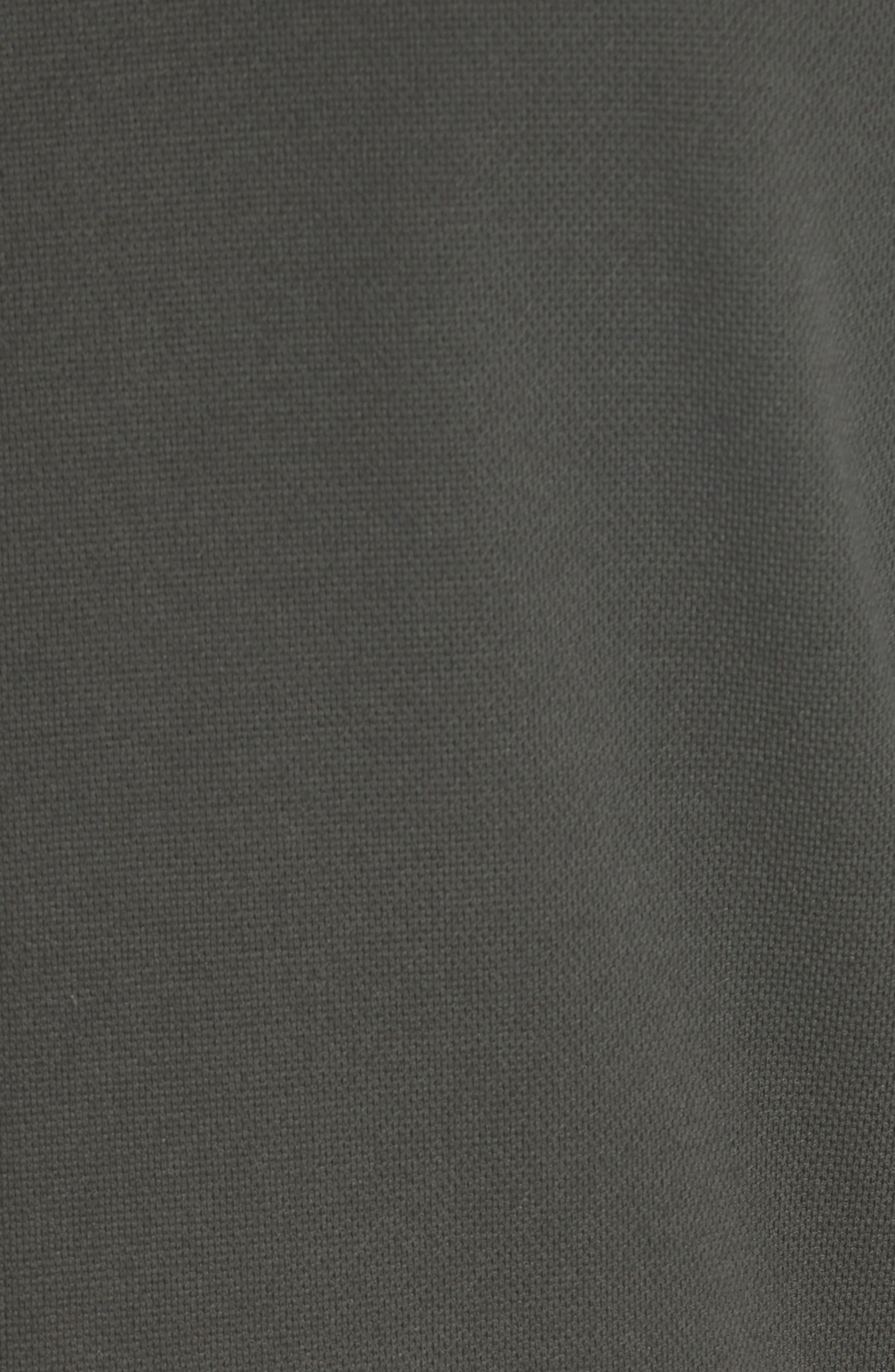 Trim Fit Stretch Cotton Blend Blazer,                             Alternate thumbnail 6, color,
